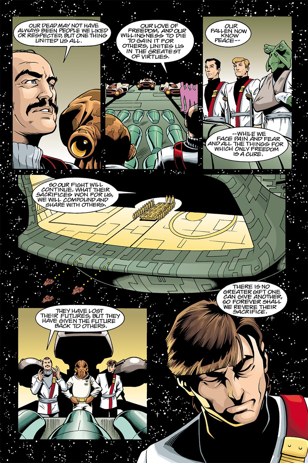 Read online Star Wars Omnibus comic -  Issue # Vol. 3 - 138