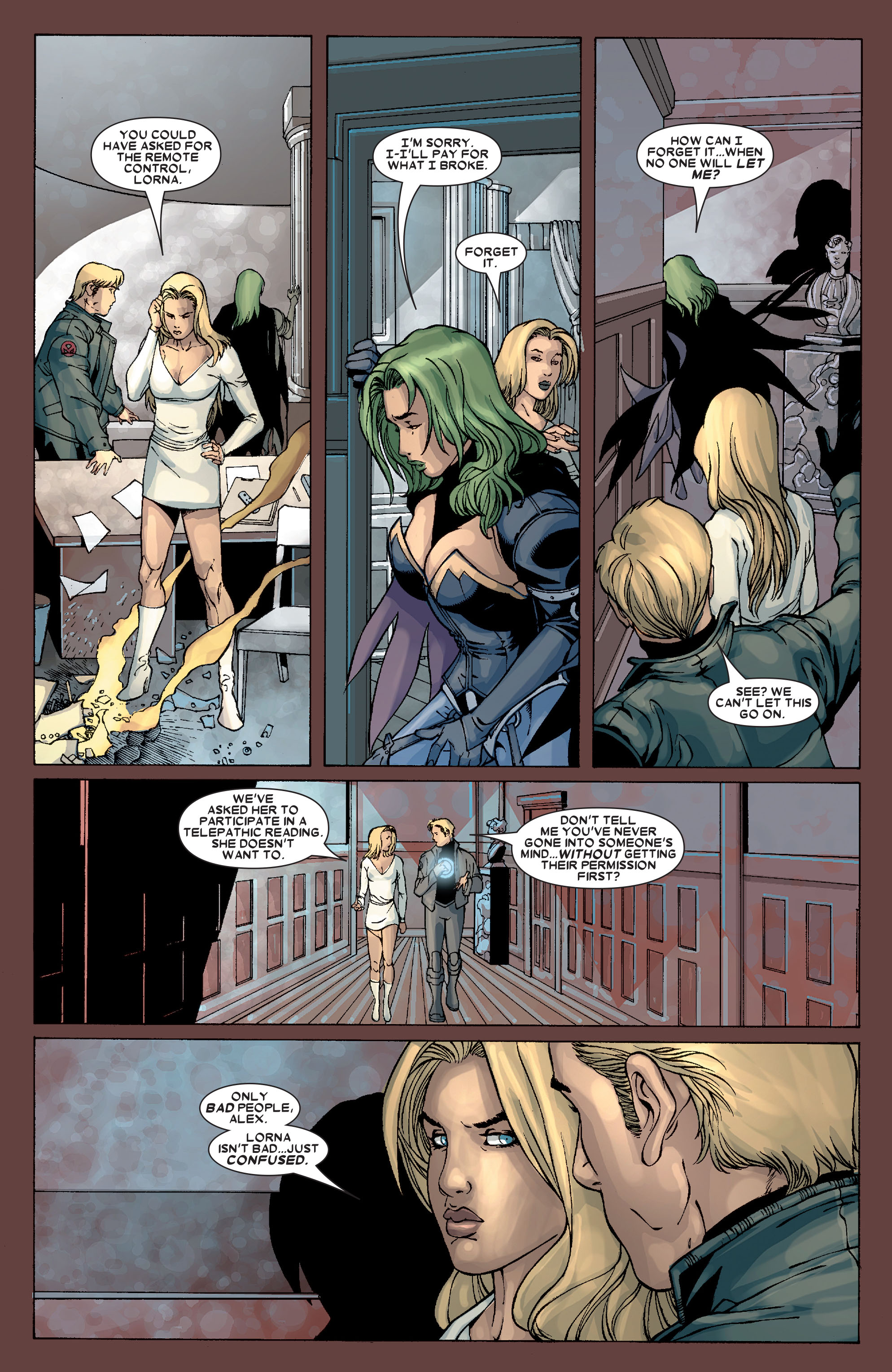 X-Men (1991) 173 Page 6