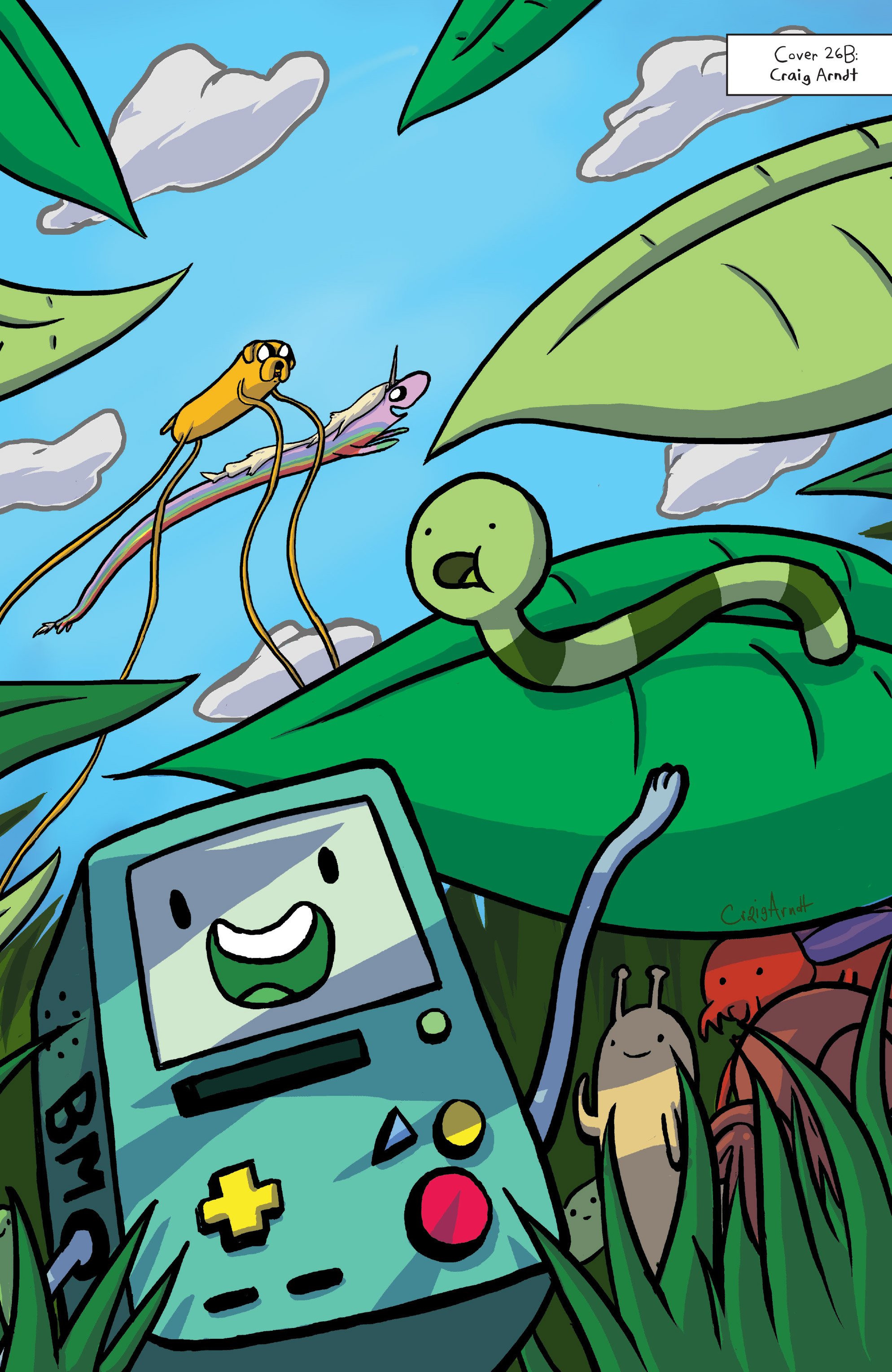 Read online Adventure Time comic -  Issue #Adventure Time _TPB 6 - 111