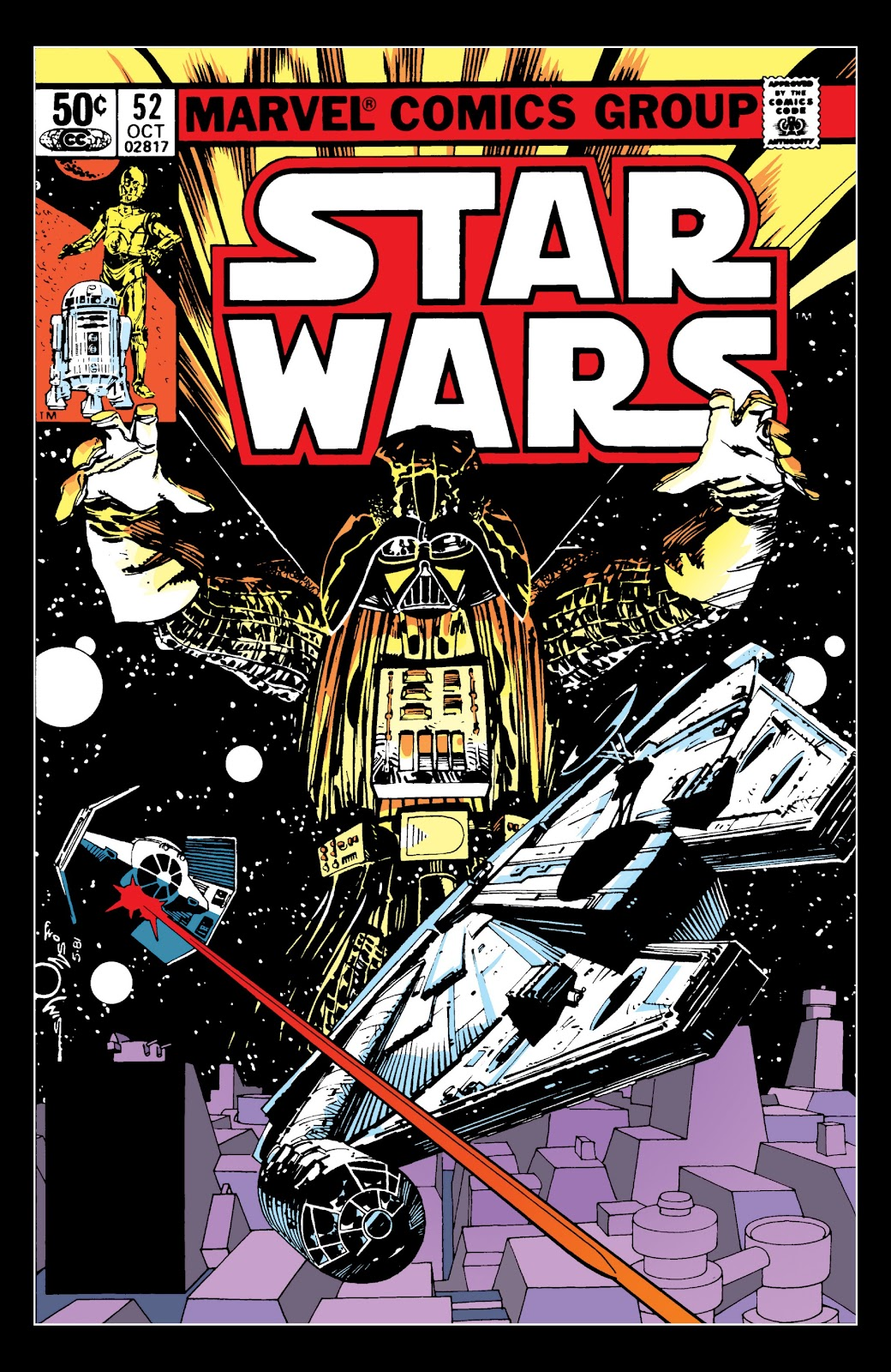 Read online Star Wars Legends: The Original Marvel Years - Epic Collection comic -  Issue # TPB 3 (Part 3) - 90