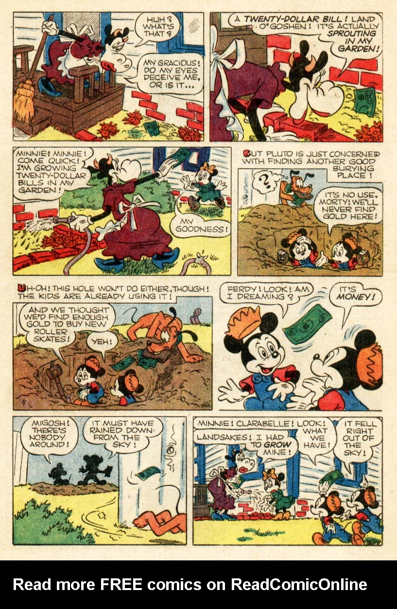 Walt Disney's Comics and Stories issue 192 - Page 20