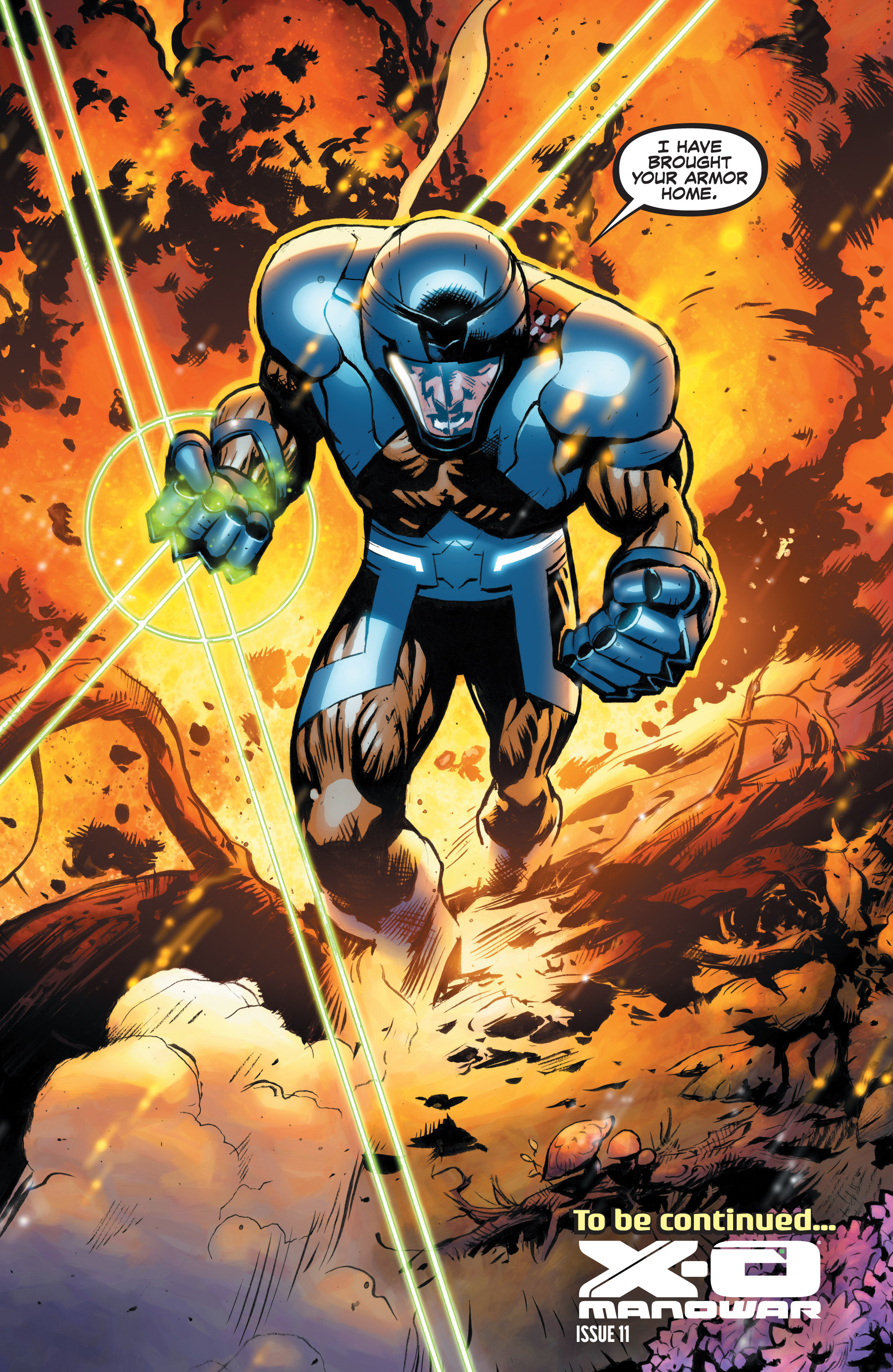 Read online Shadowman (2012) comic -  Issue #4 - 28