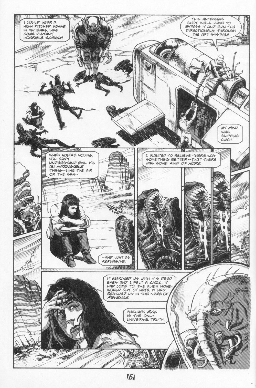Read online Aliens (1988) comic -  Issue #6 - 8