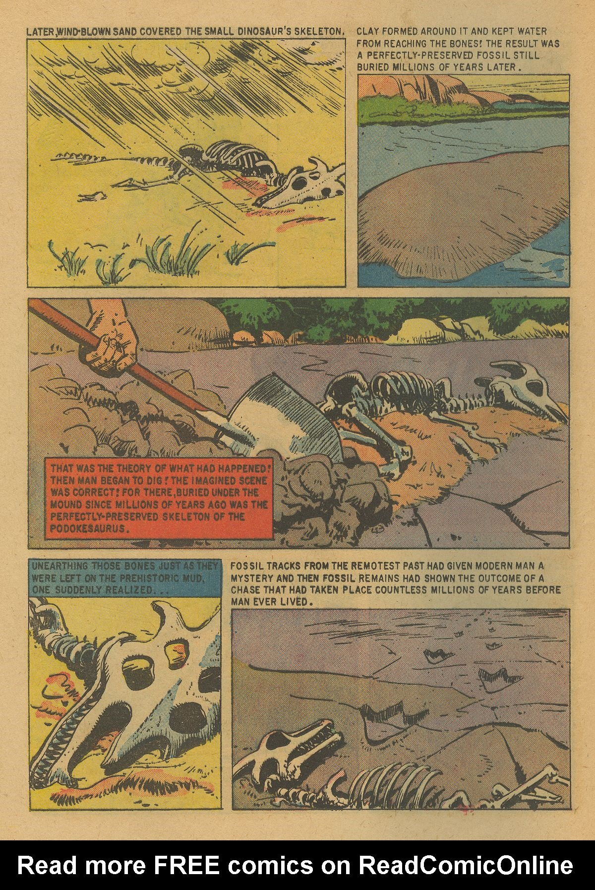 Read online Turok, Son of Stone comic -  Issue #19 - 20