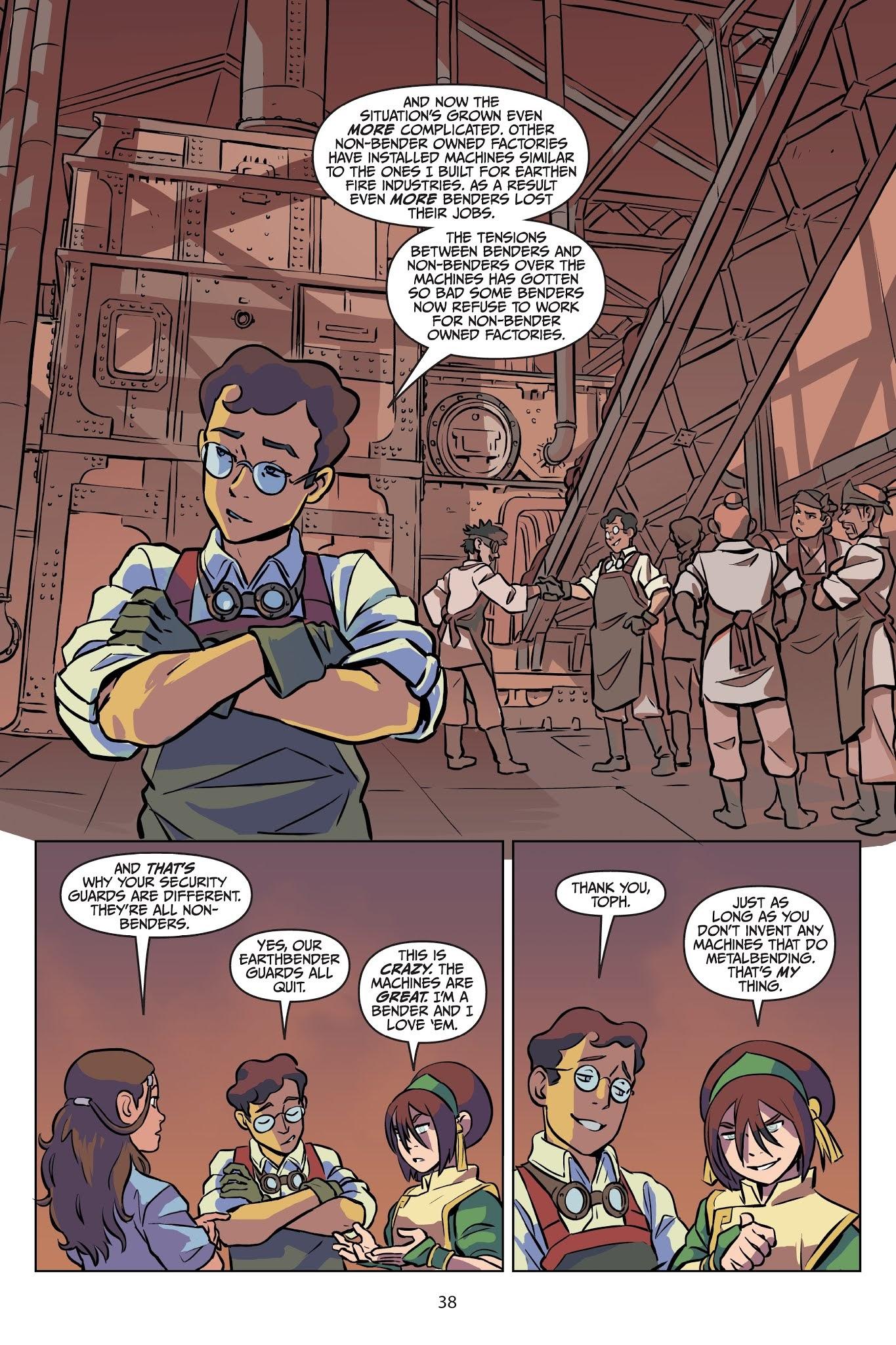 Issue # TPB 1 - Nickelodeon Avatar: The Last Airbender