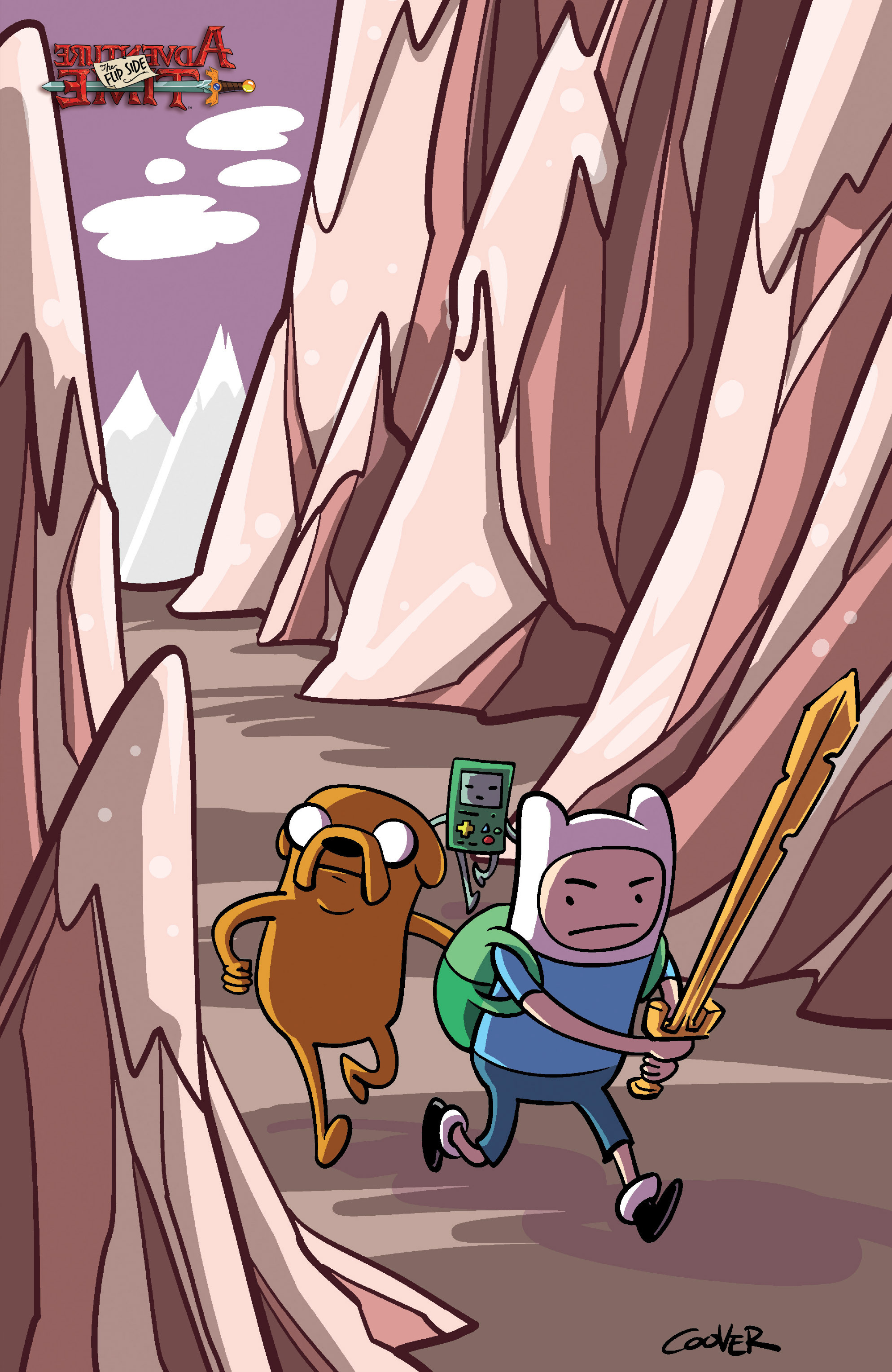 Read online Adventure Time: The Flip Side comic -  Issue #1 - 5