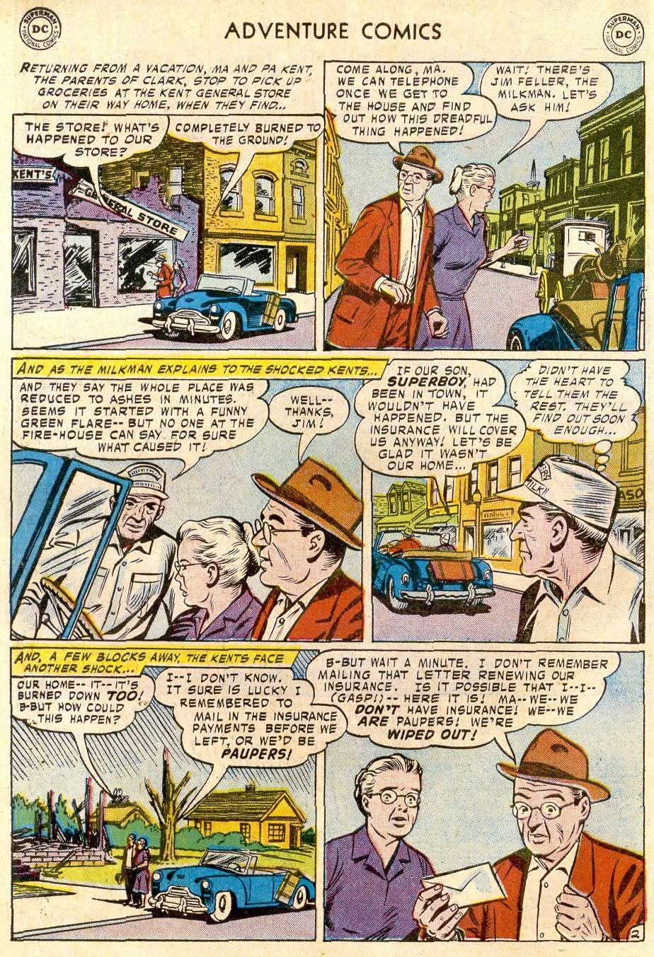 Read online Adventure Comics (1938) comic -  Issue #244 - 4