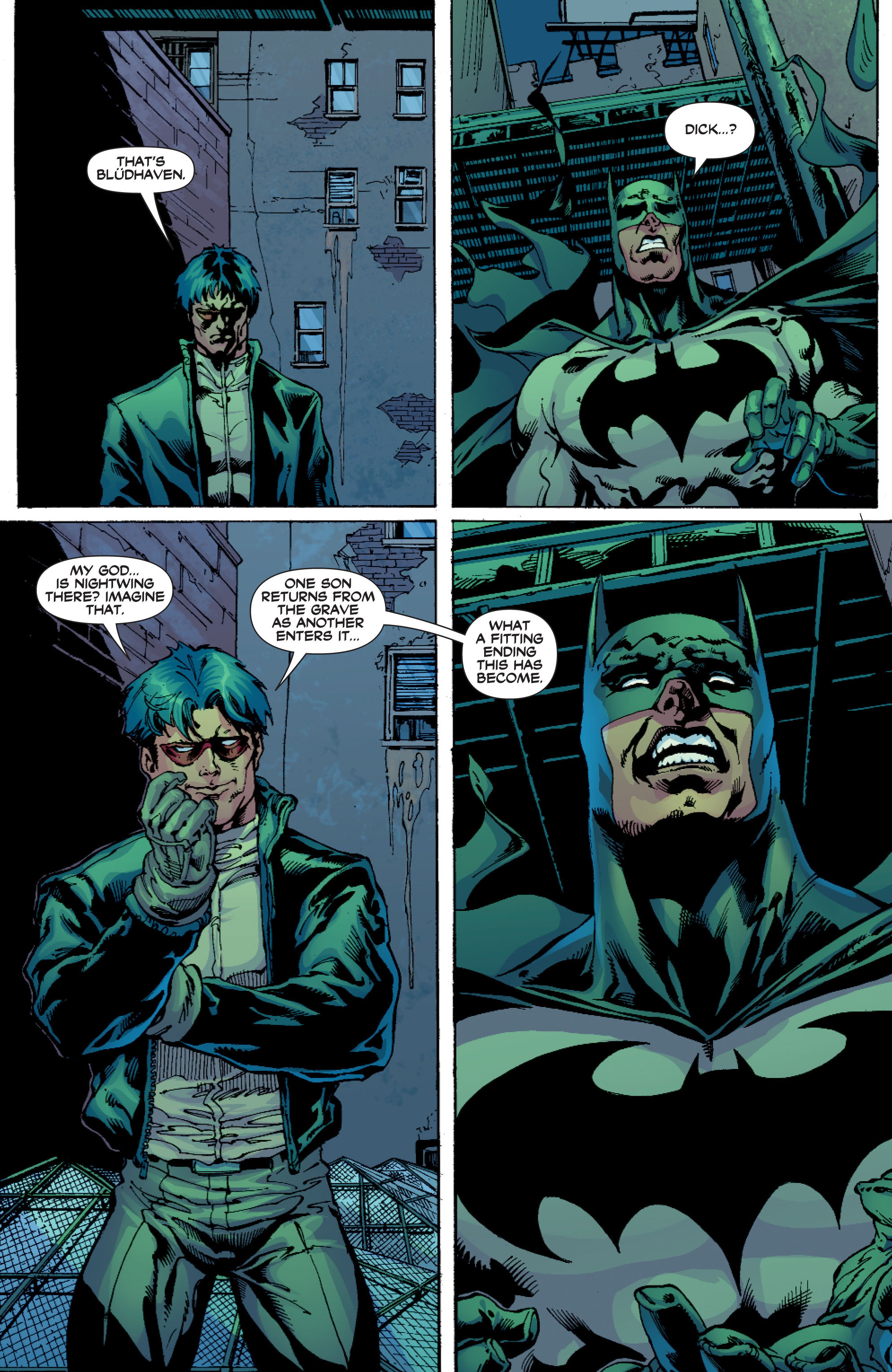 Read online Batman: Under The Red Hood comic -  Issue # Full - 292