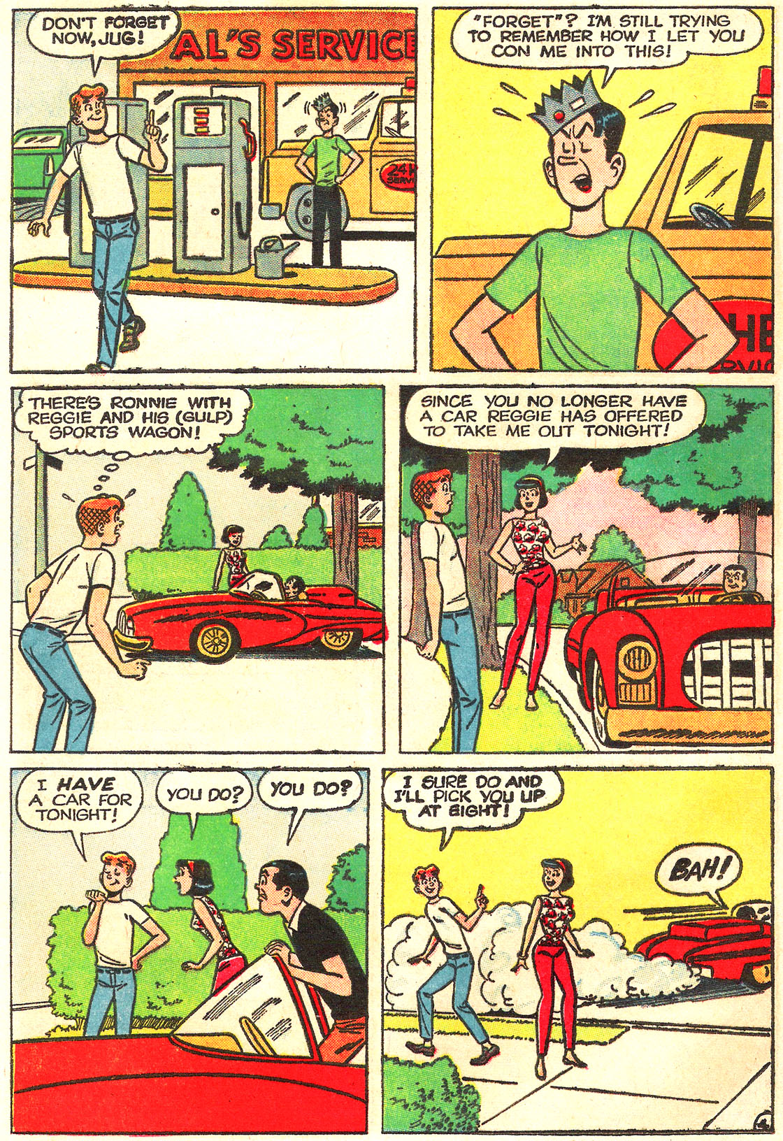 Read online Archie (1960) comic -  Issue #157 - 32