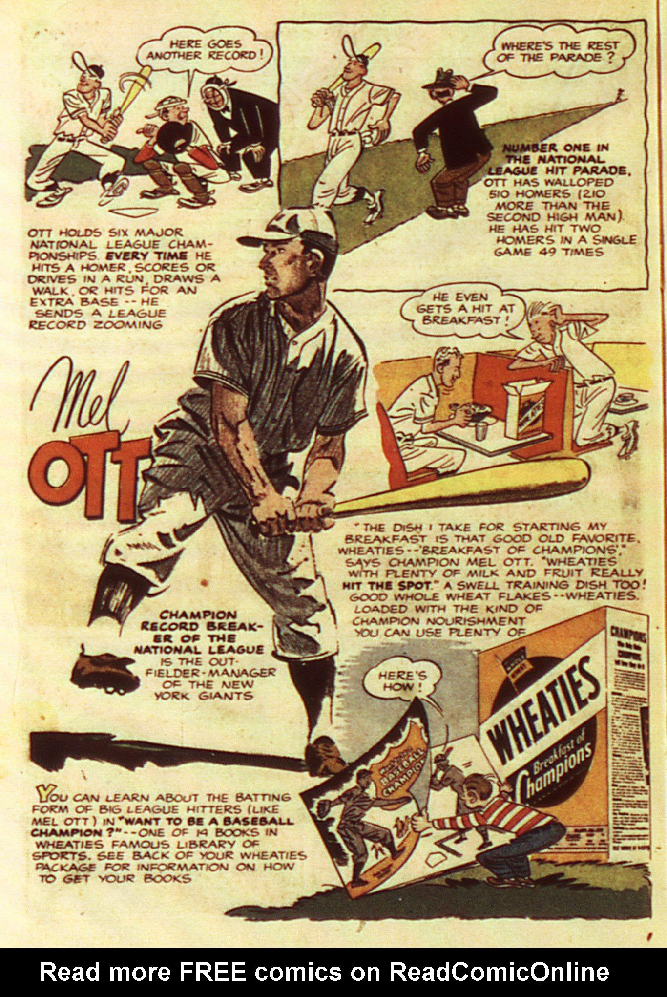 Read online Adventure Comics (1938) comic -  Issue #105 - 20