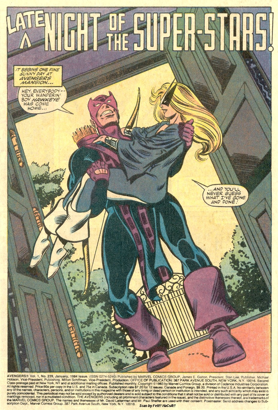 The Avengers (1963) 239 Page 1