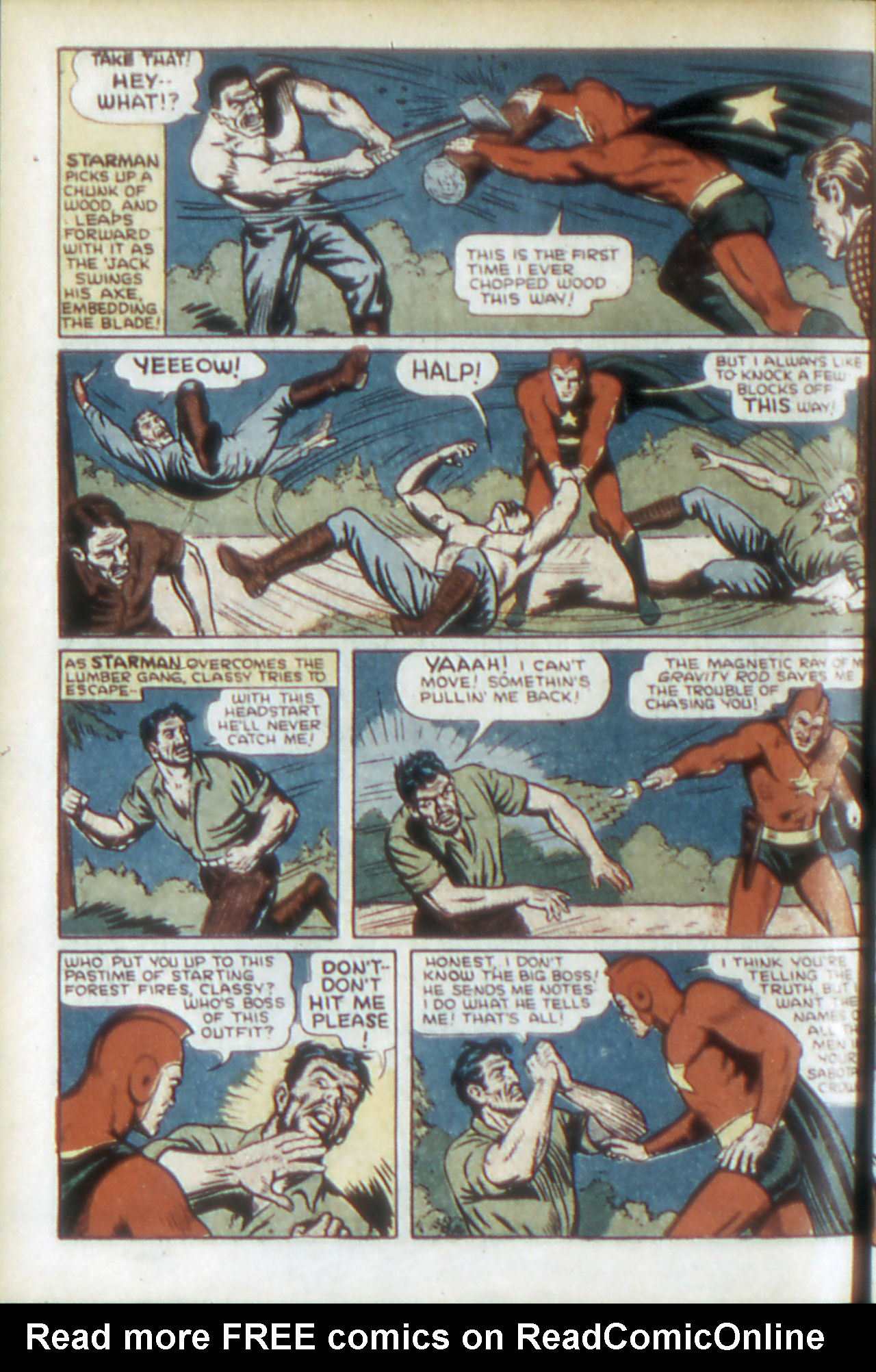 Read online Adventure Comics (1938) comic -  Issue #68 - 11