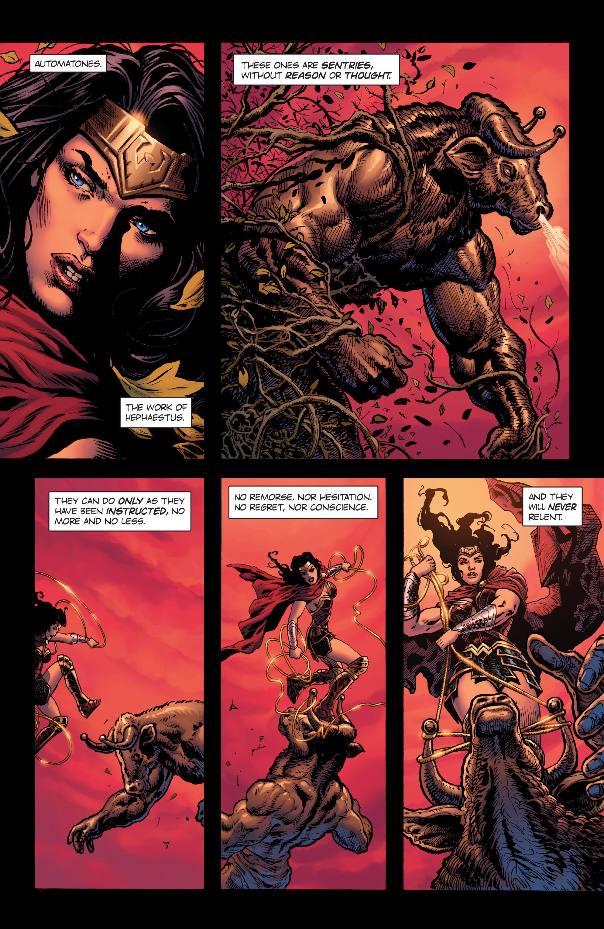 Read online Wonder Woman: Rebirth comic -  Issue # Full - 19