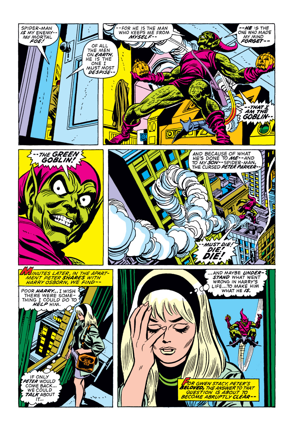 The Amazing Spider-Man (1963) 121 Page 11