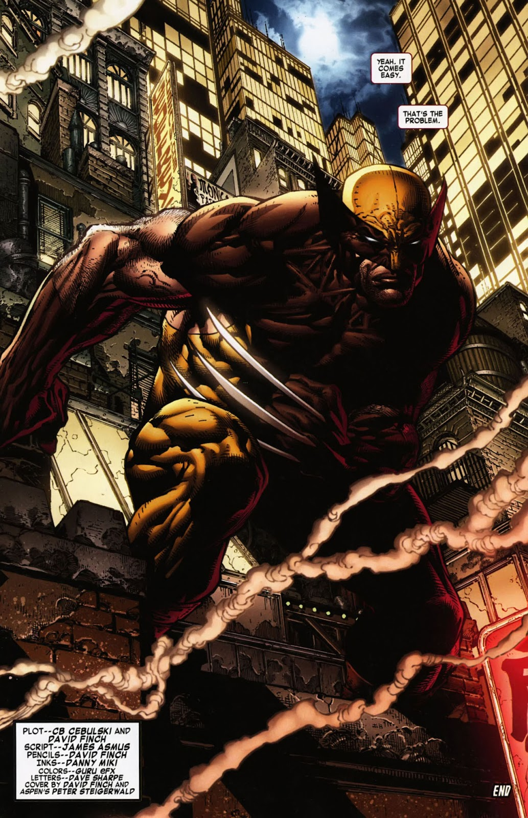 Read online Wolverine (2003) comic -  Issue #900 - 12