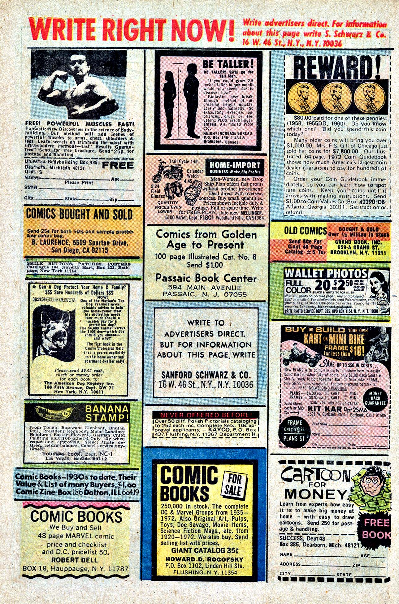Read online Action Comics (1938) comic -  Issue #413 - 45