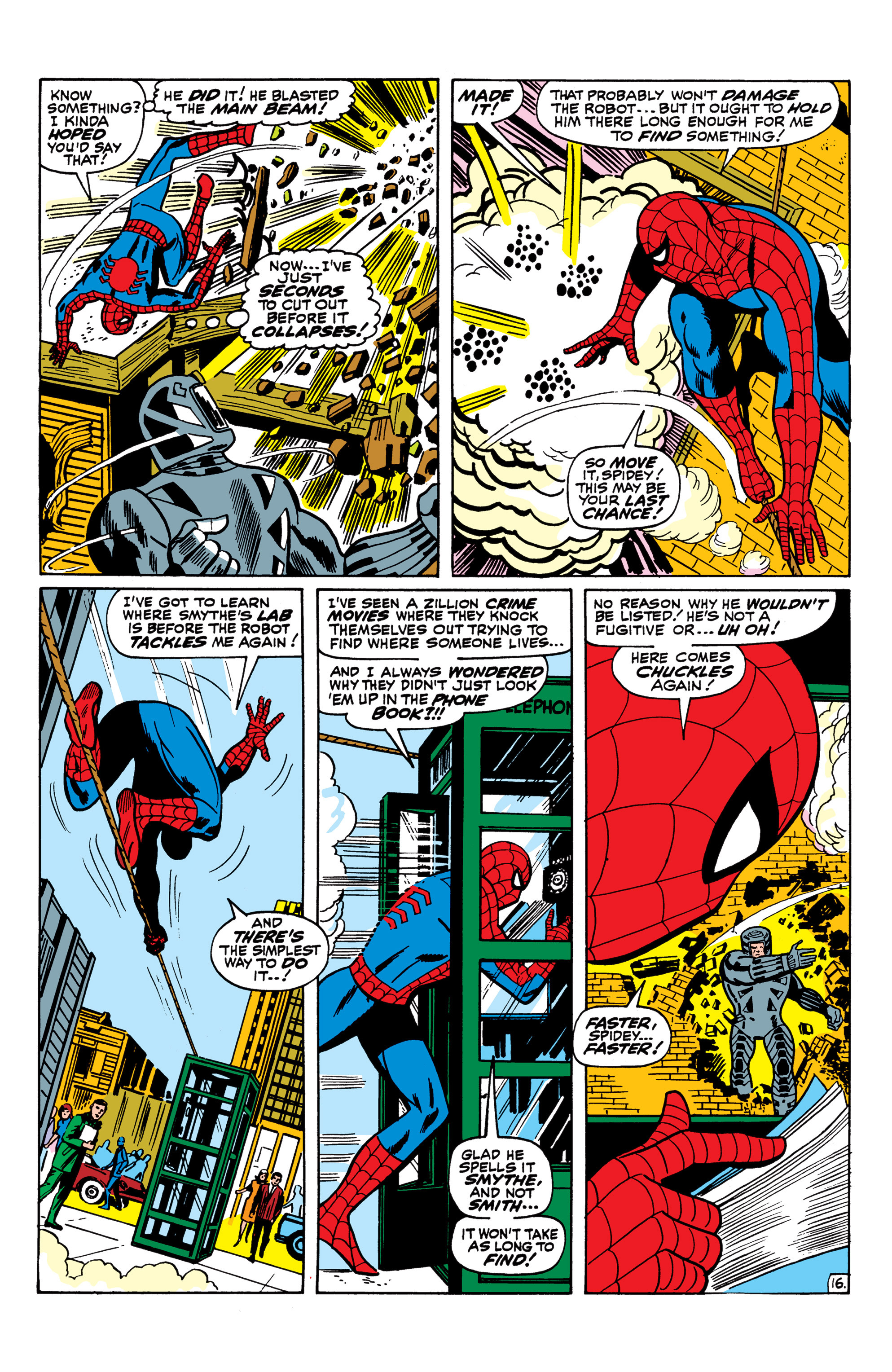 The Amazing Spider-Man (1963) 58 Page 16