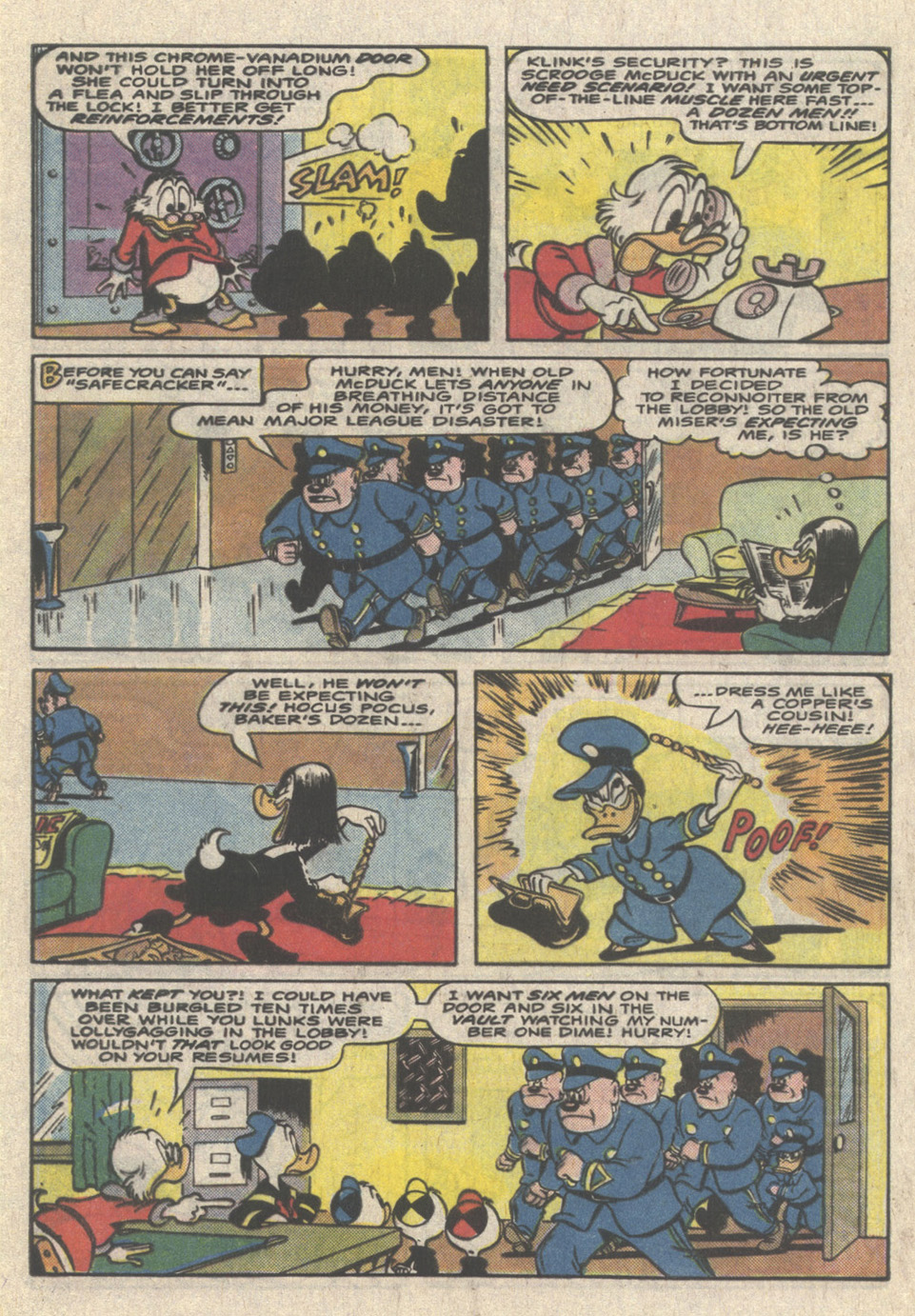 Read online Uncle Scrooge (1953) comic -  Issue #223 - 5