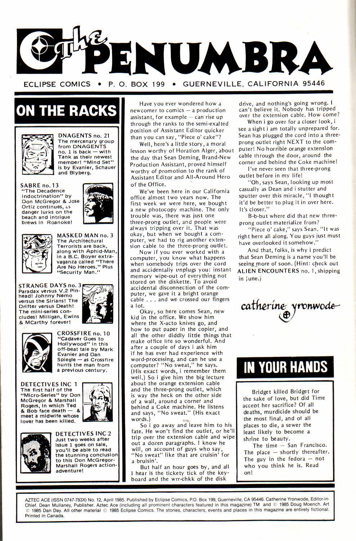 Aztec Ace 12 Page 2