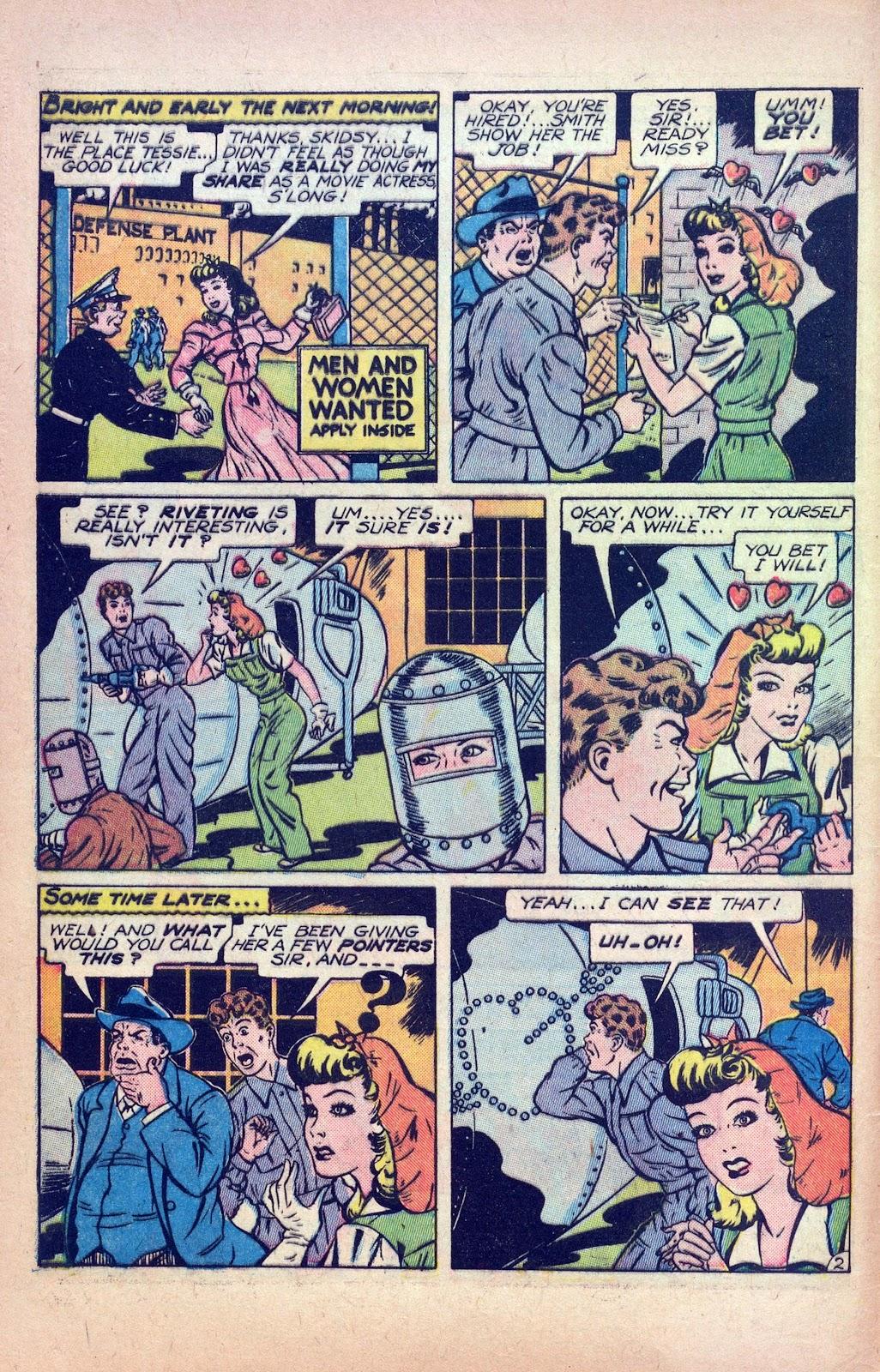 Read online Joker Comics comic -  Issue #16 - 4