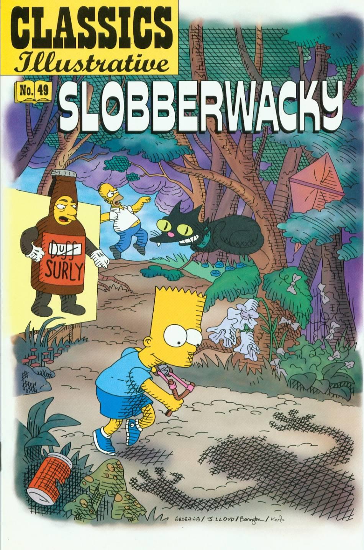 Read online Simpsons Comics comic -  Issue #42 - 23