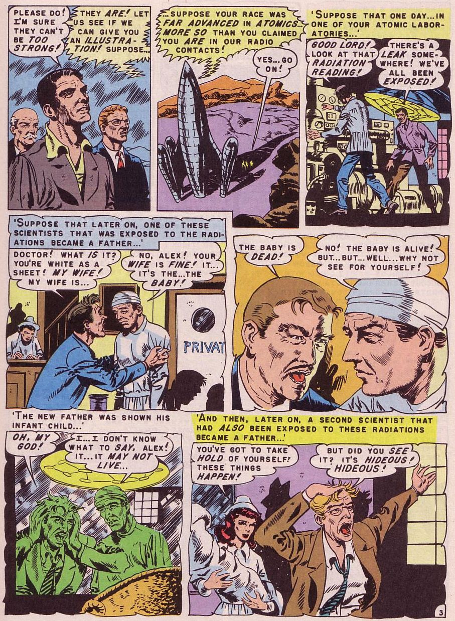 Read online Shock SuspenStories comic -  Issue #1 - 21