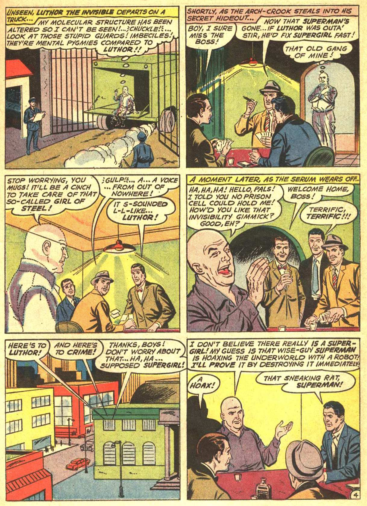 Action Comics (1938) 355 Page 19