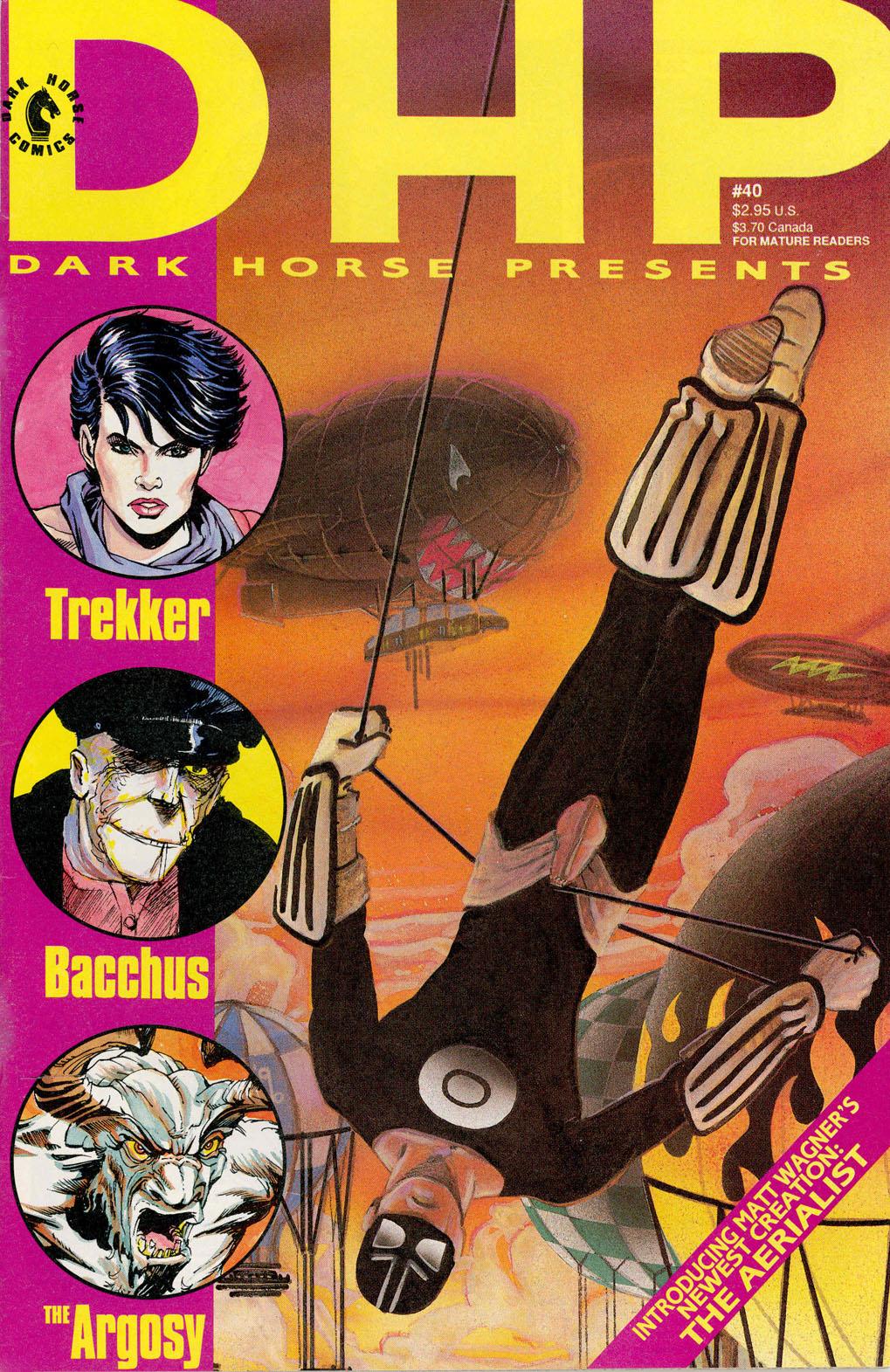 Dark Horse Presents (1986) issue 40 - Page 1