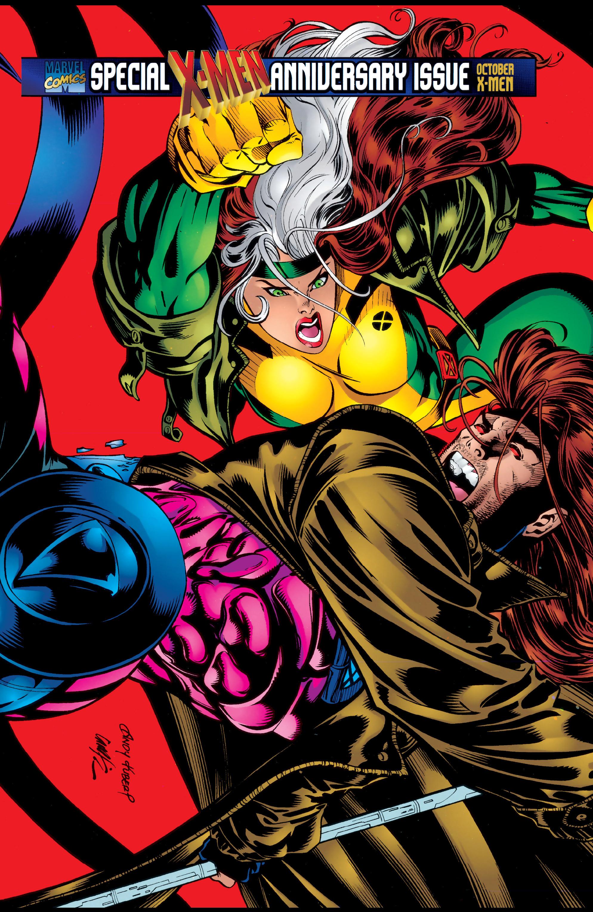 X-Men (1991) 45 Page 0