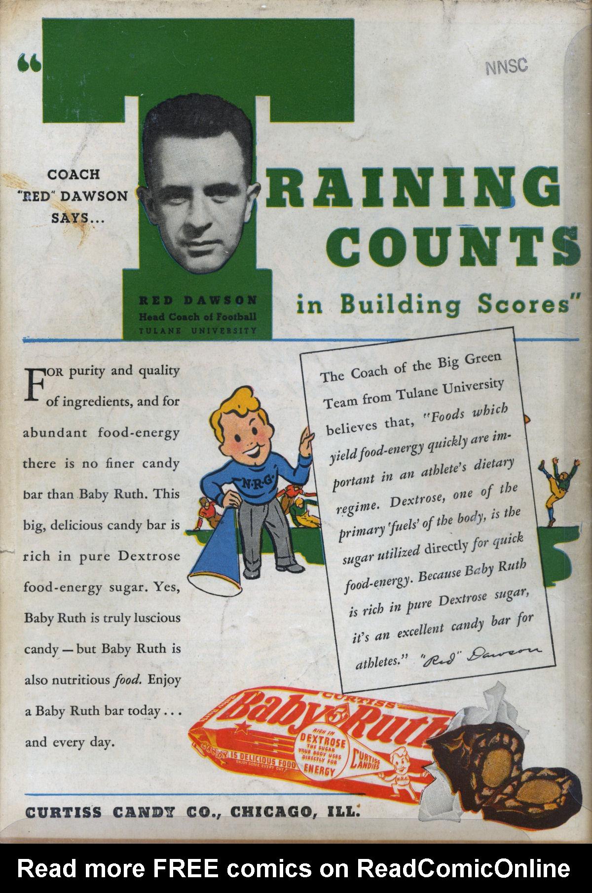 Read online Adventure Comics (1938) comic -  Issue #56 - 70