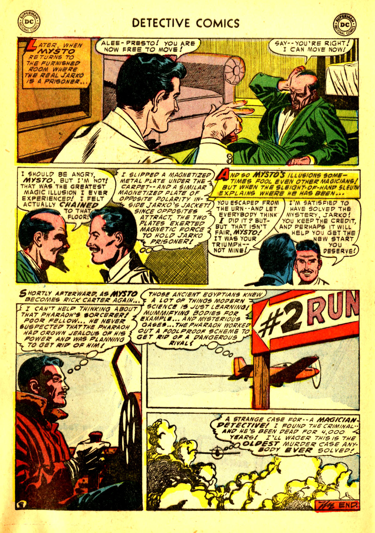 Read online Detective Comics (1937) comic -  Issue #211 - 41