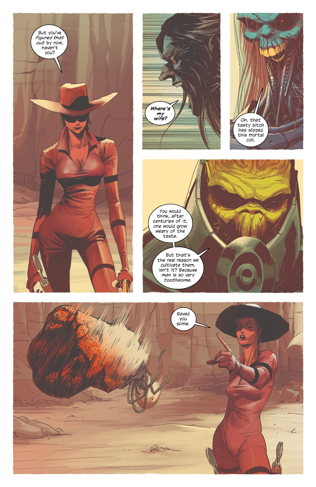 Read online East Of West comic -  Issue #42 - 10
