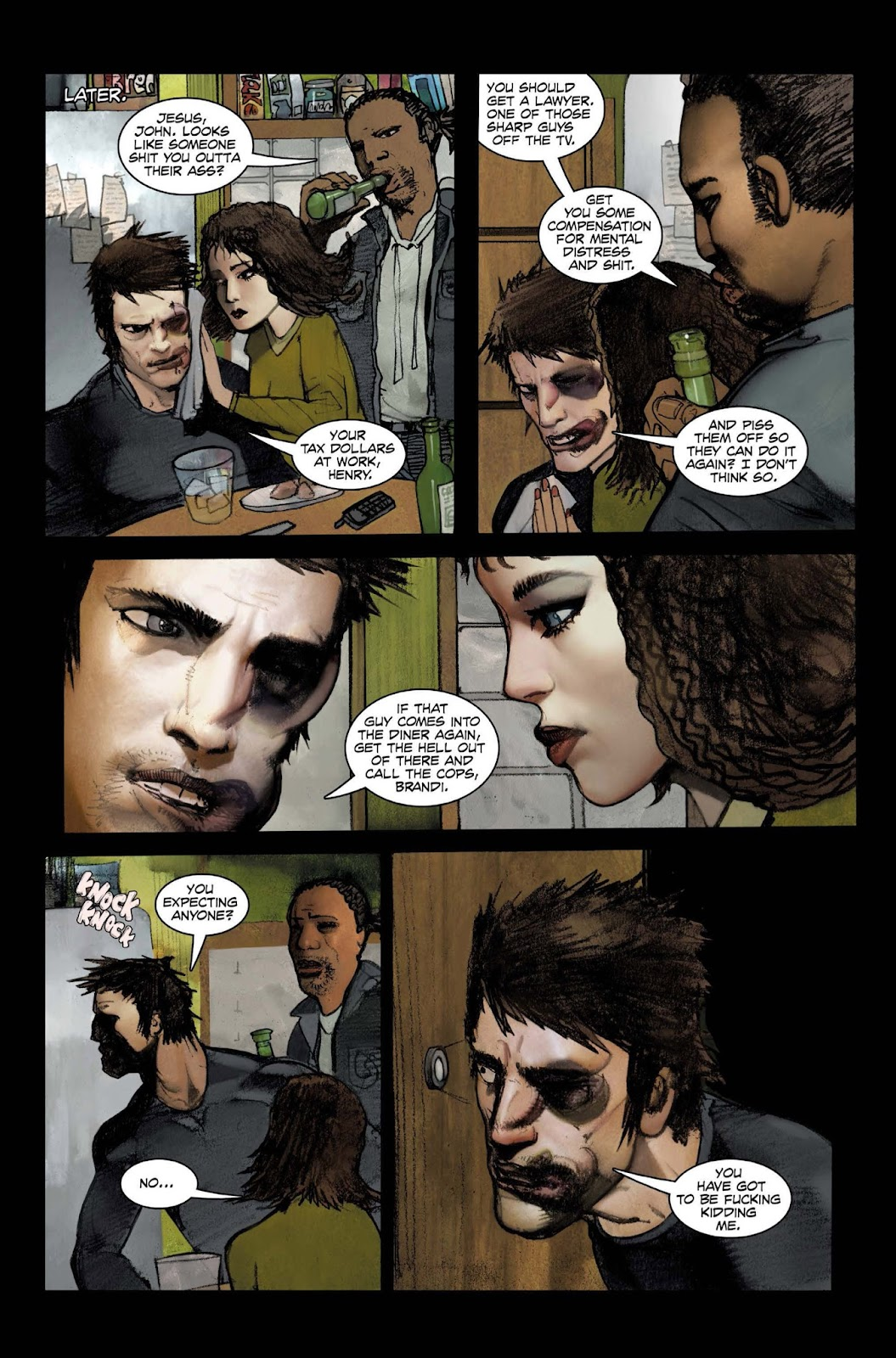 13 Coins issue TPB - Page 40