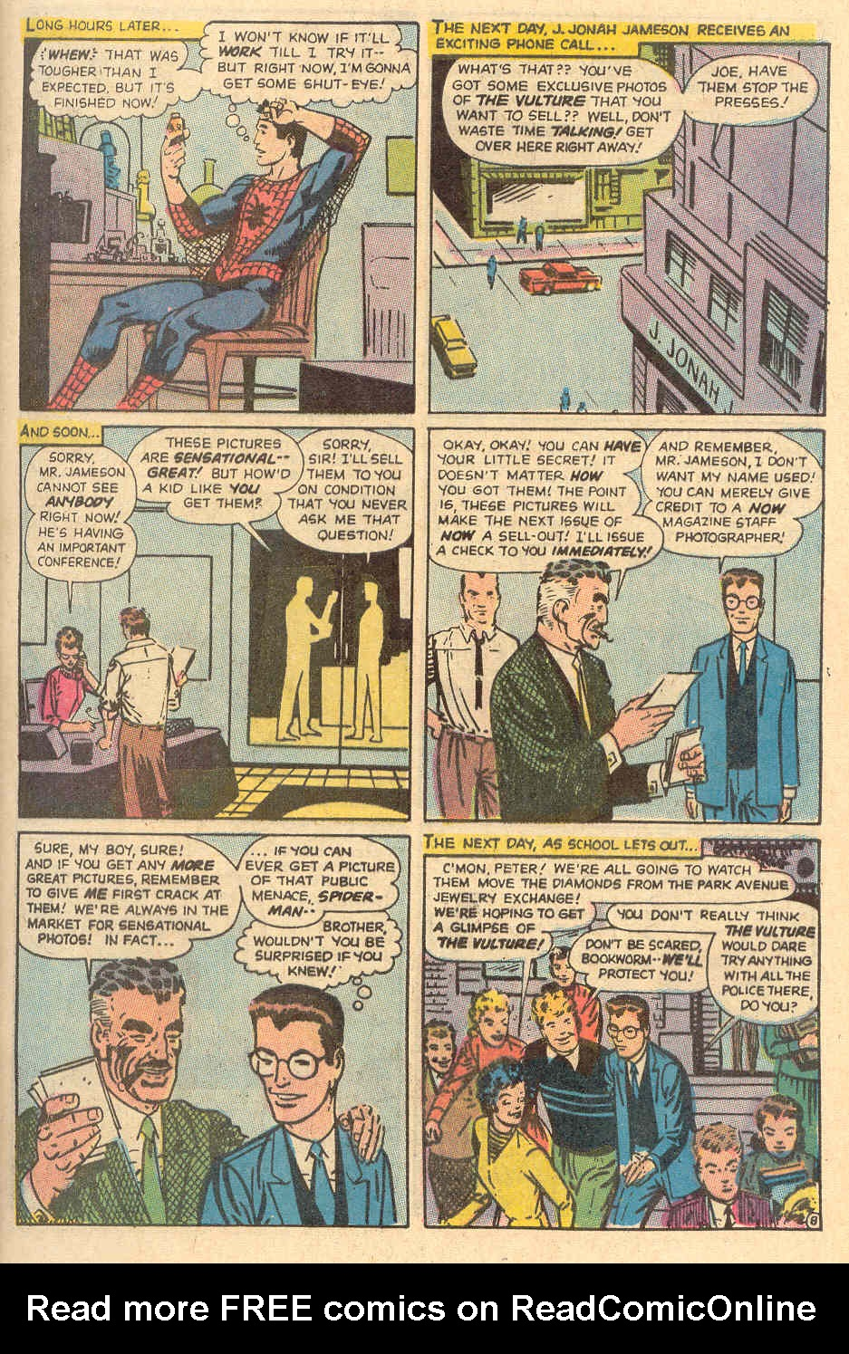 The Amazing Spider-Man (1963) _Annual_7 Page 19