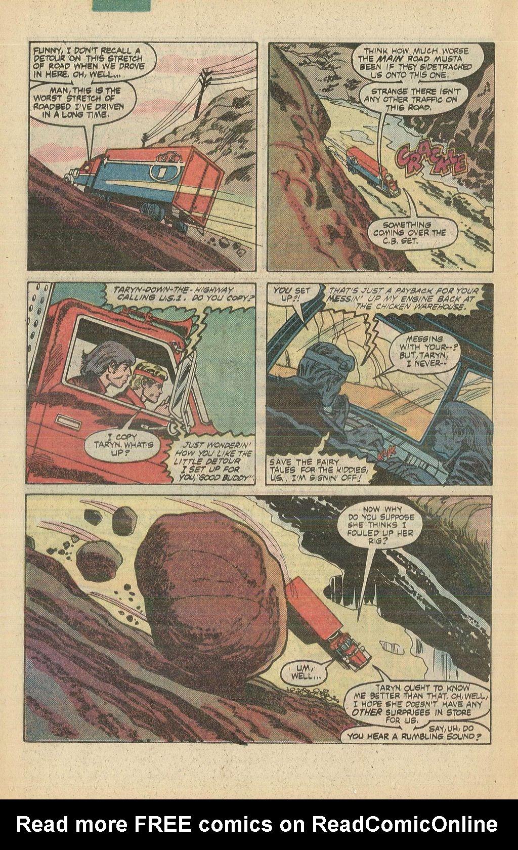 Read online U.S. 1 comic -  Issue #5 - 12