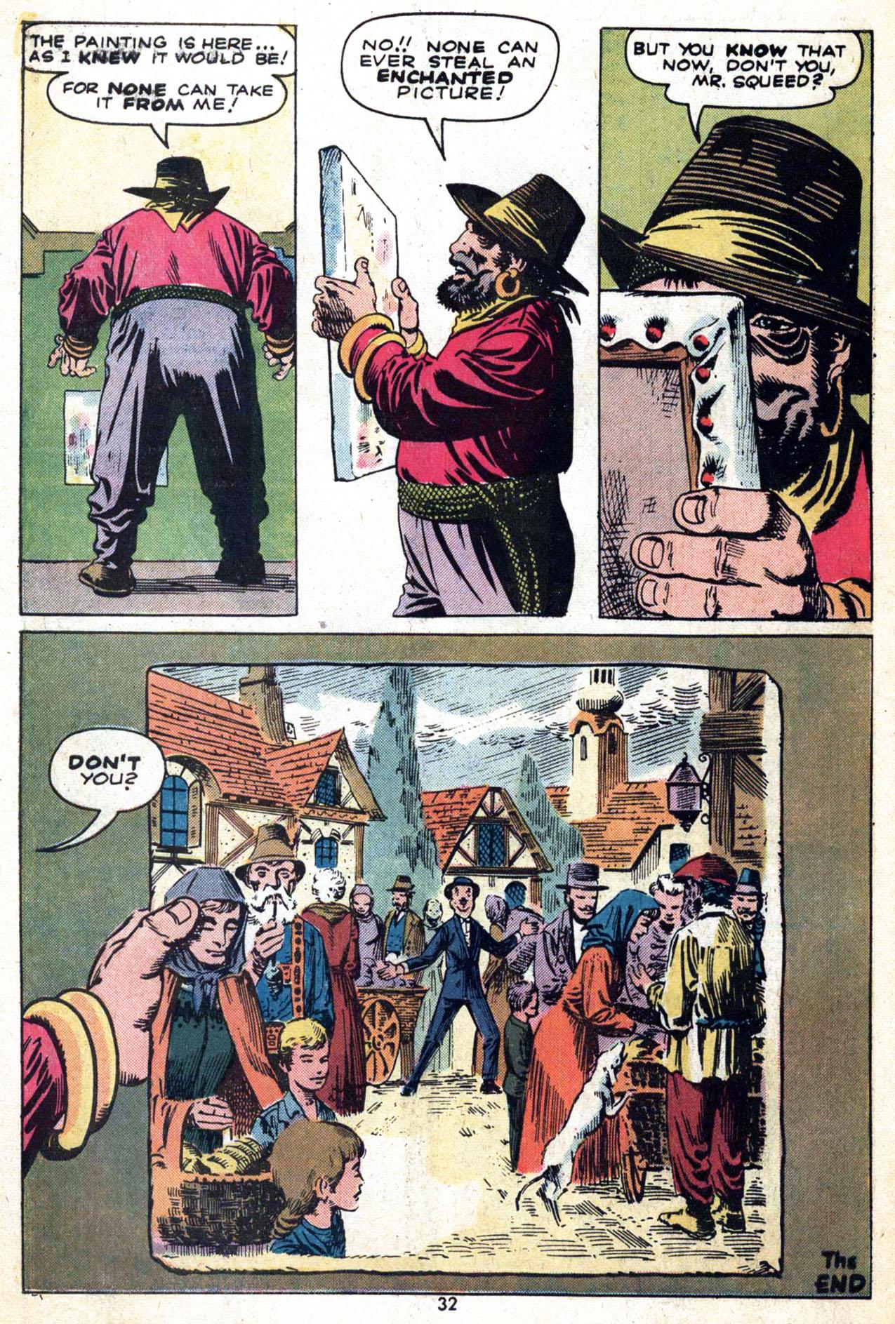 Read online Amazing Adventures (1970) comic -  Issue #24 - 32