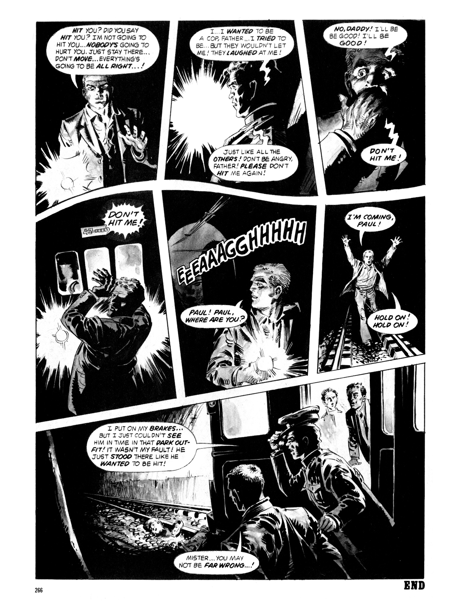 Read online Eerie Archives comic -  Issue # TPB 18 - 263