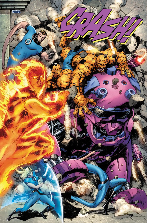 Read online Fantastic Four: Season One comic -  Issue # TPB - 111