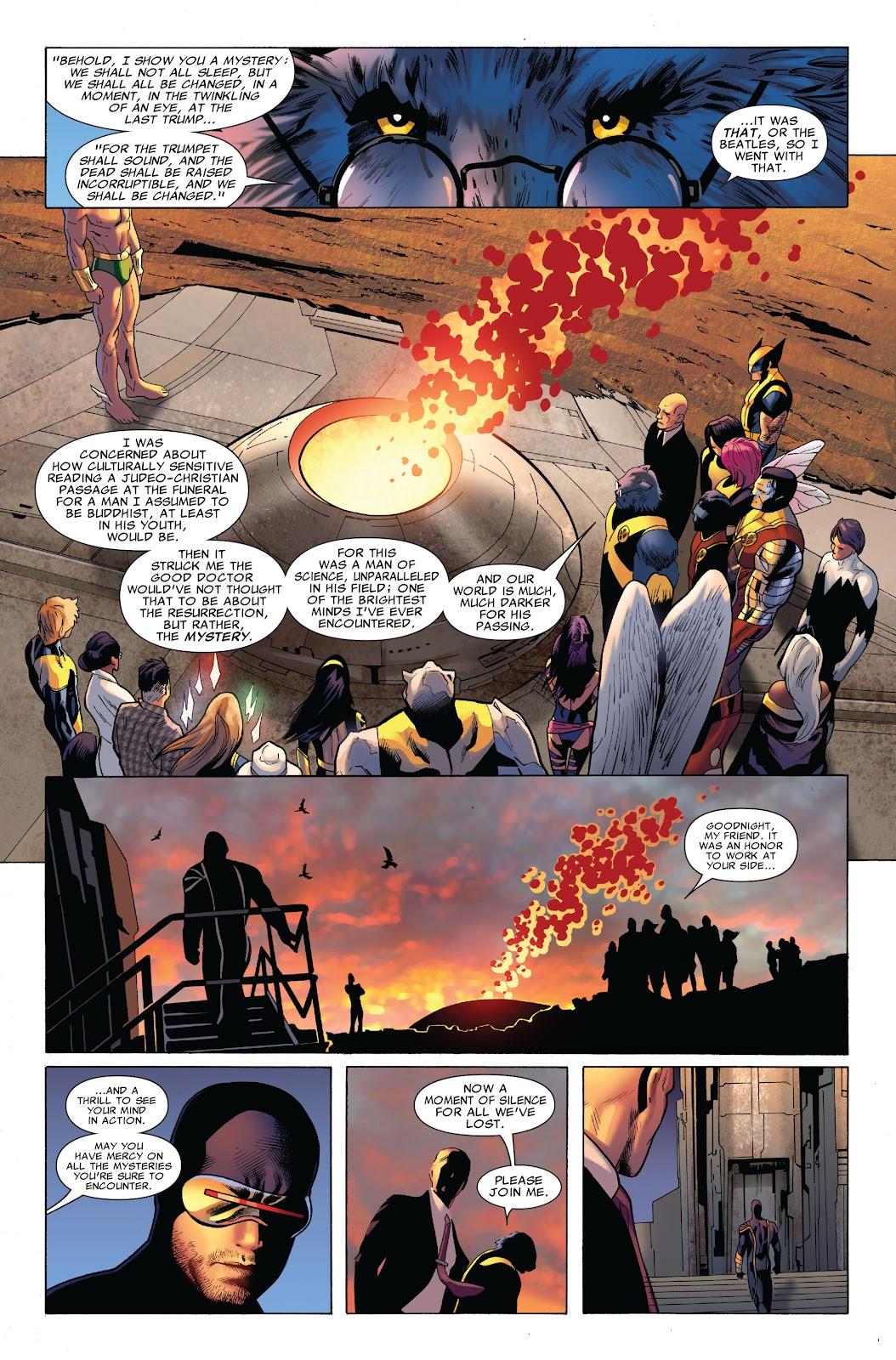Uncanny X-Men (1963) issue 515 - Page 21