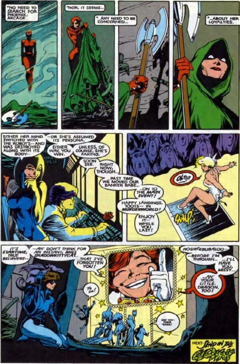 Excalibur (1988) issue 4 - Page 23