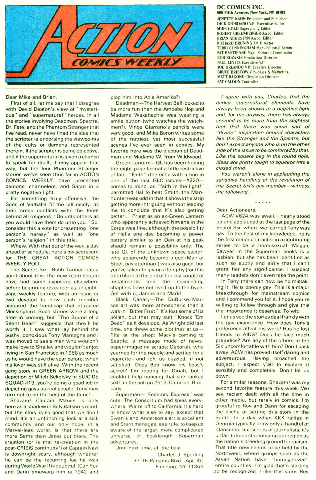 Action Comics (1938) 635 Page 29