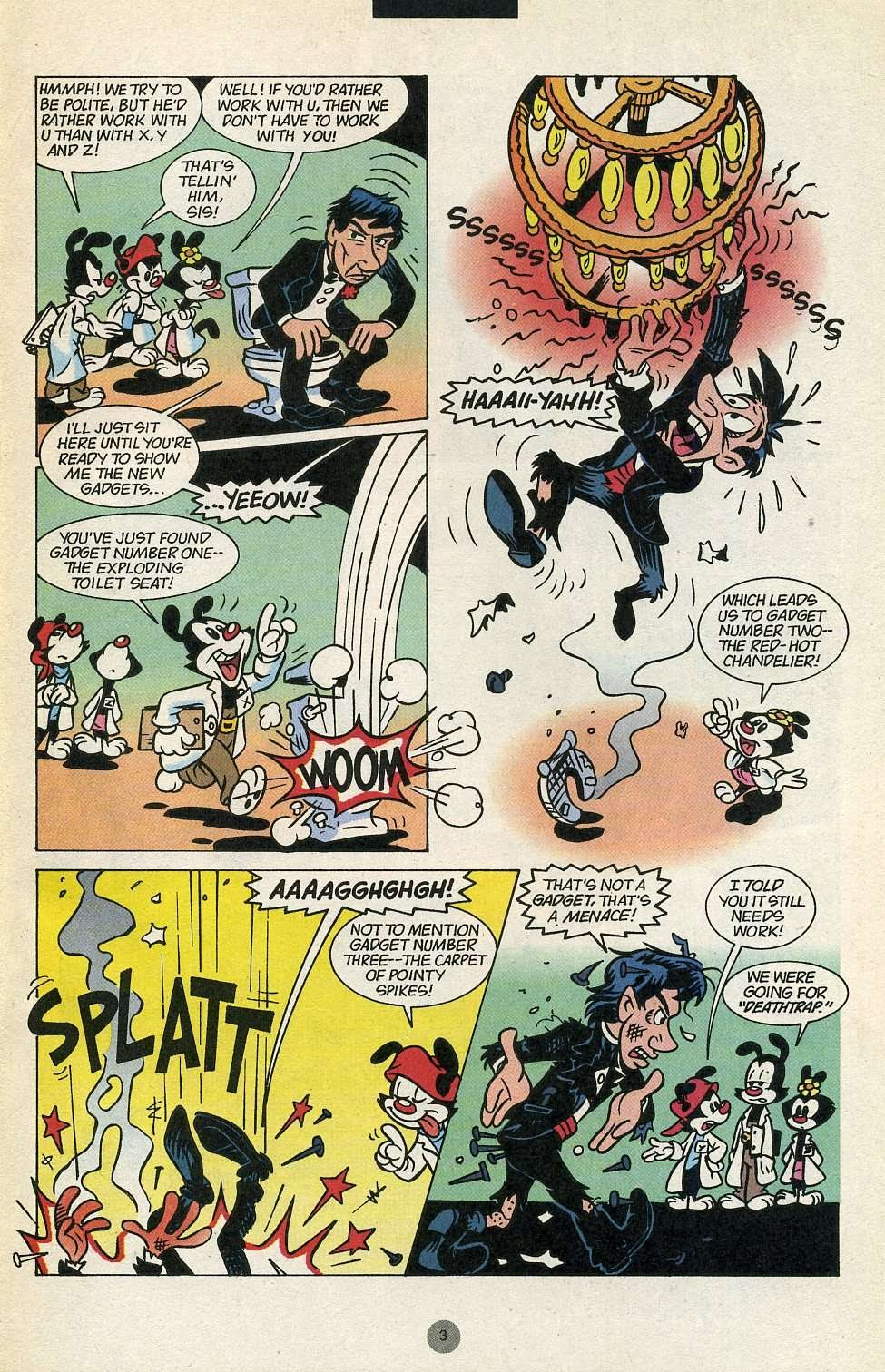 Animaniacs (1995) issue 14 - Page 5
