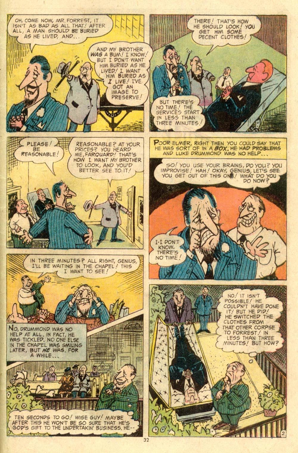 Read online Plop! comic -  Issue #7 - 33