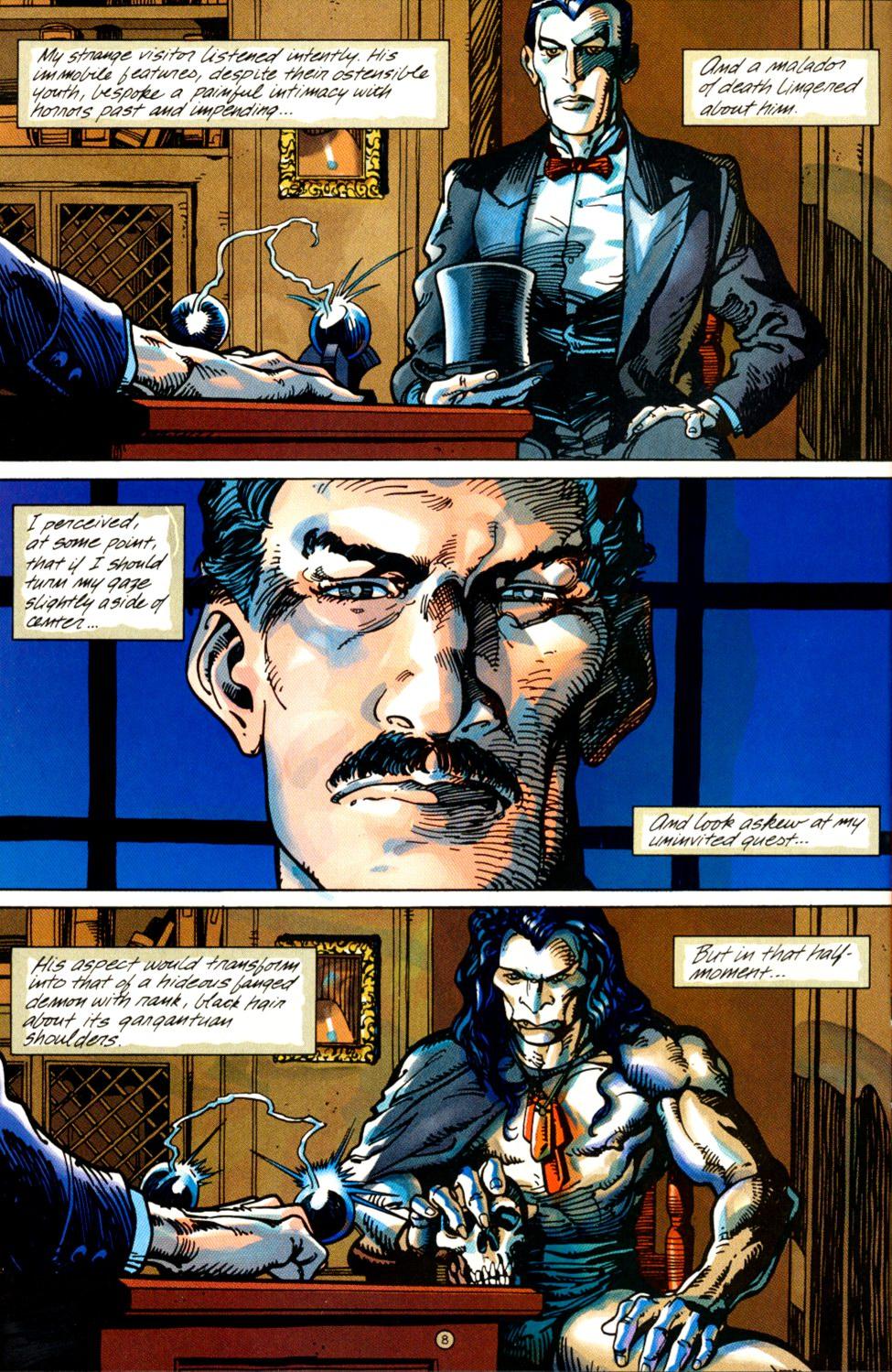 Read online Rune (1994) comic -  Issue #0 - 10