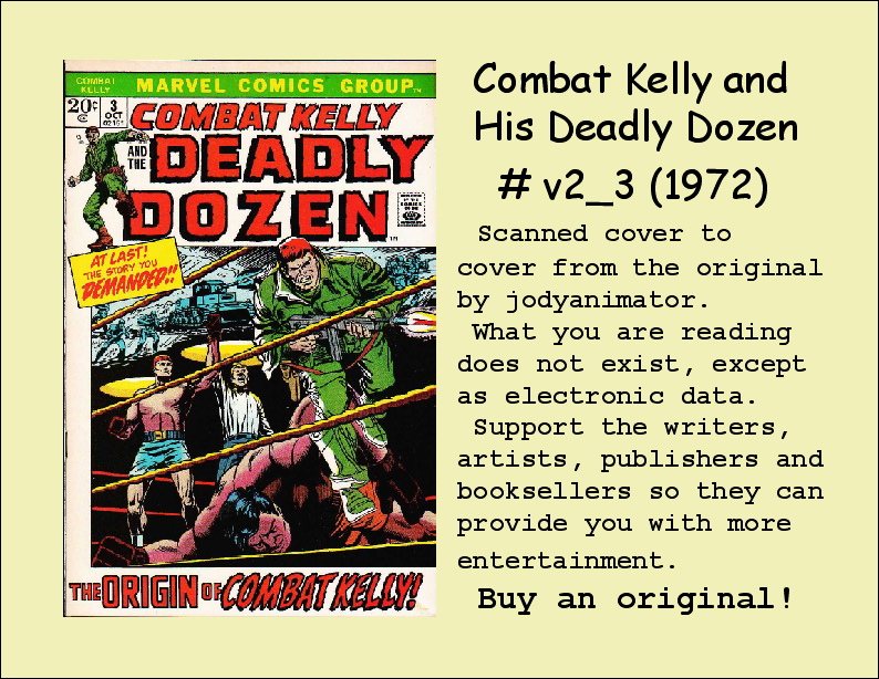 Combat Kelly (1972) issue 3 - Page 37