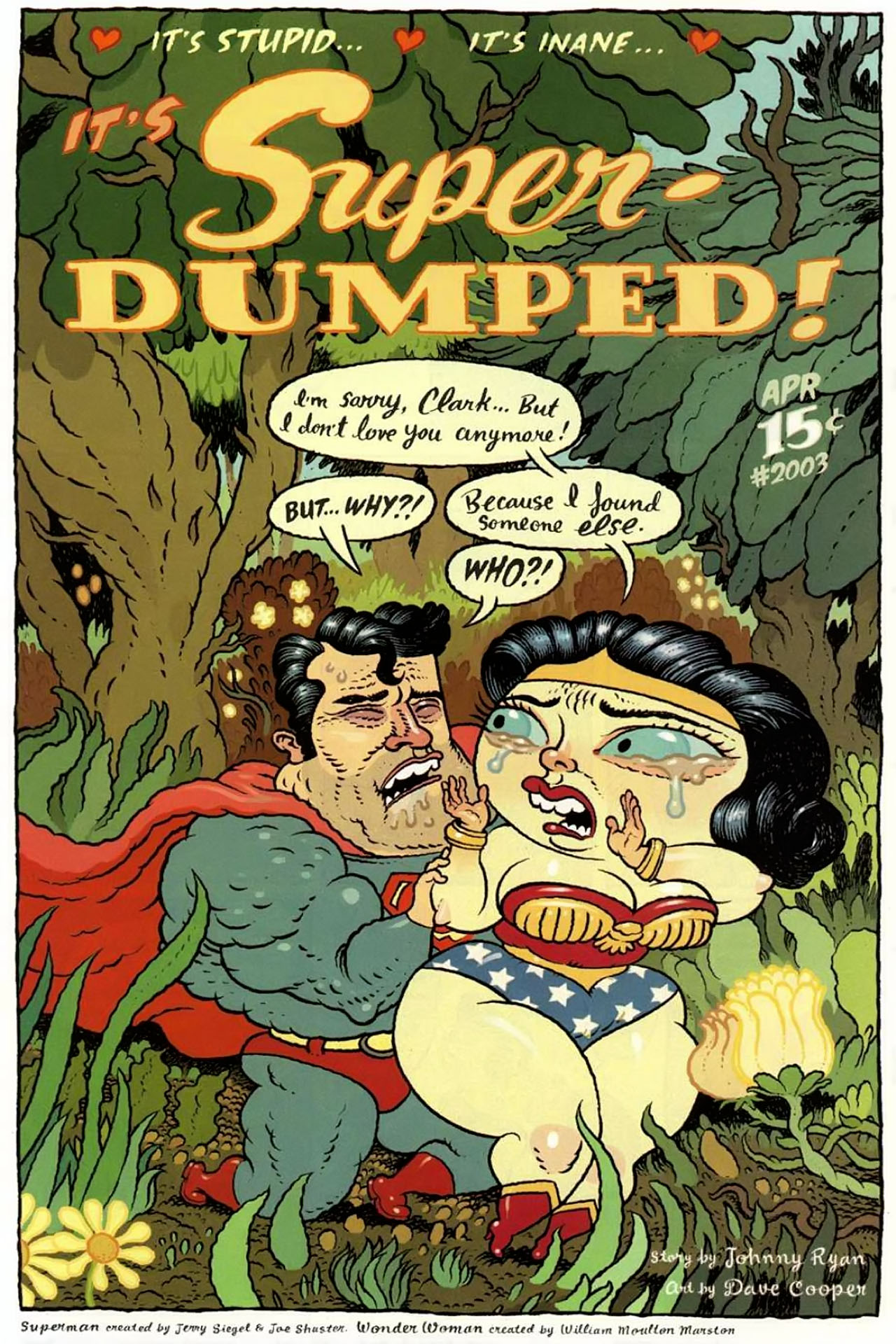 Read online Bizarro World comic -  Issue # TPB - 78