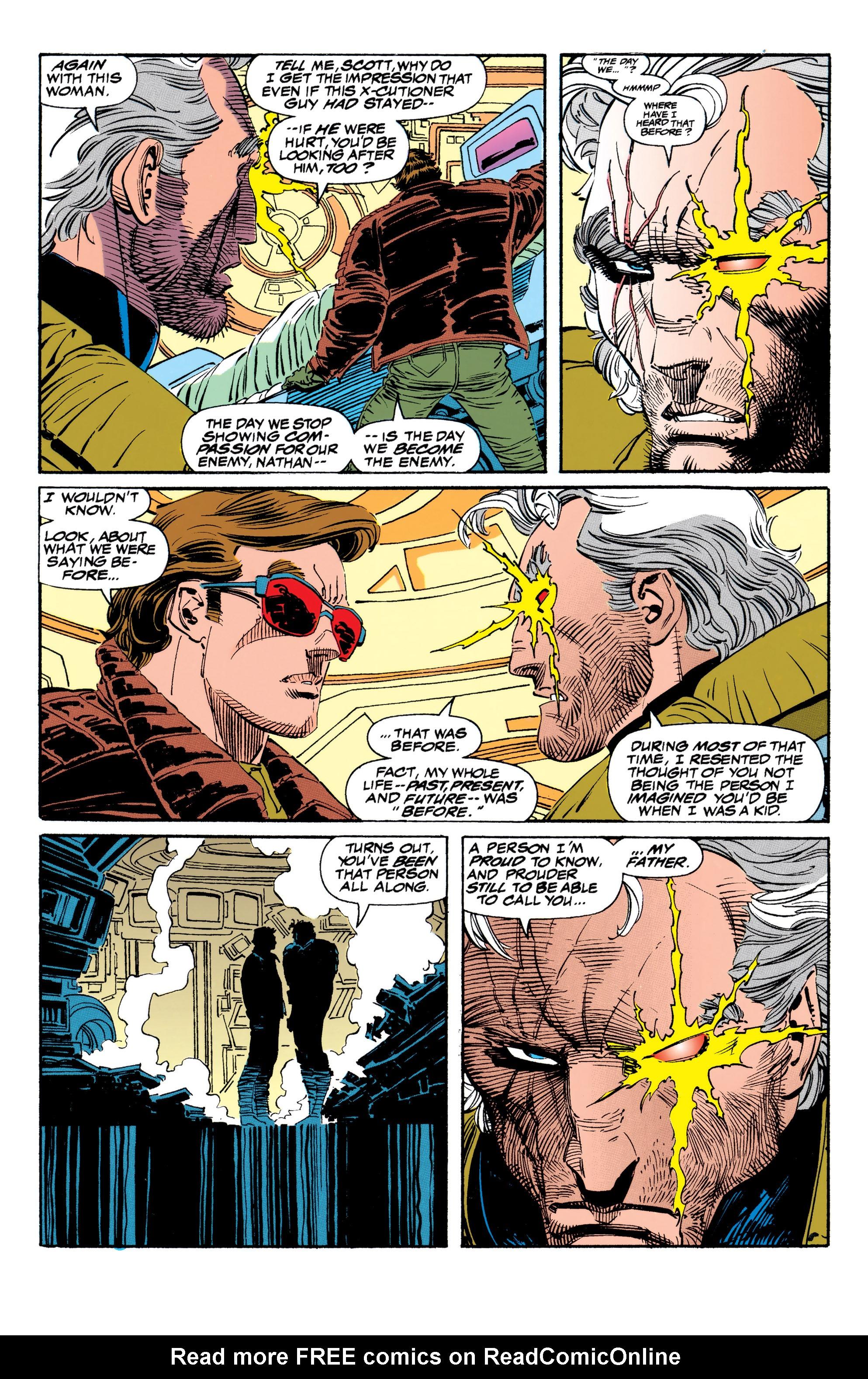 Read online Uncanny X-Men (1963) comic -  Issue #310 - 18