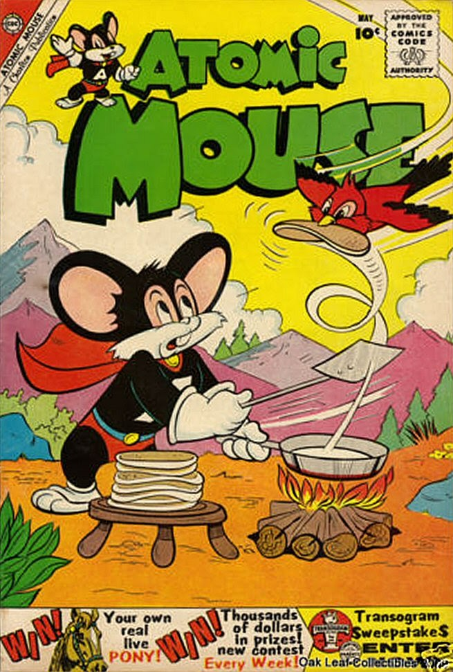 Atomic Mouse issue 36 - Page 1