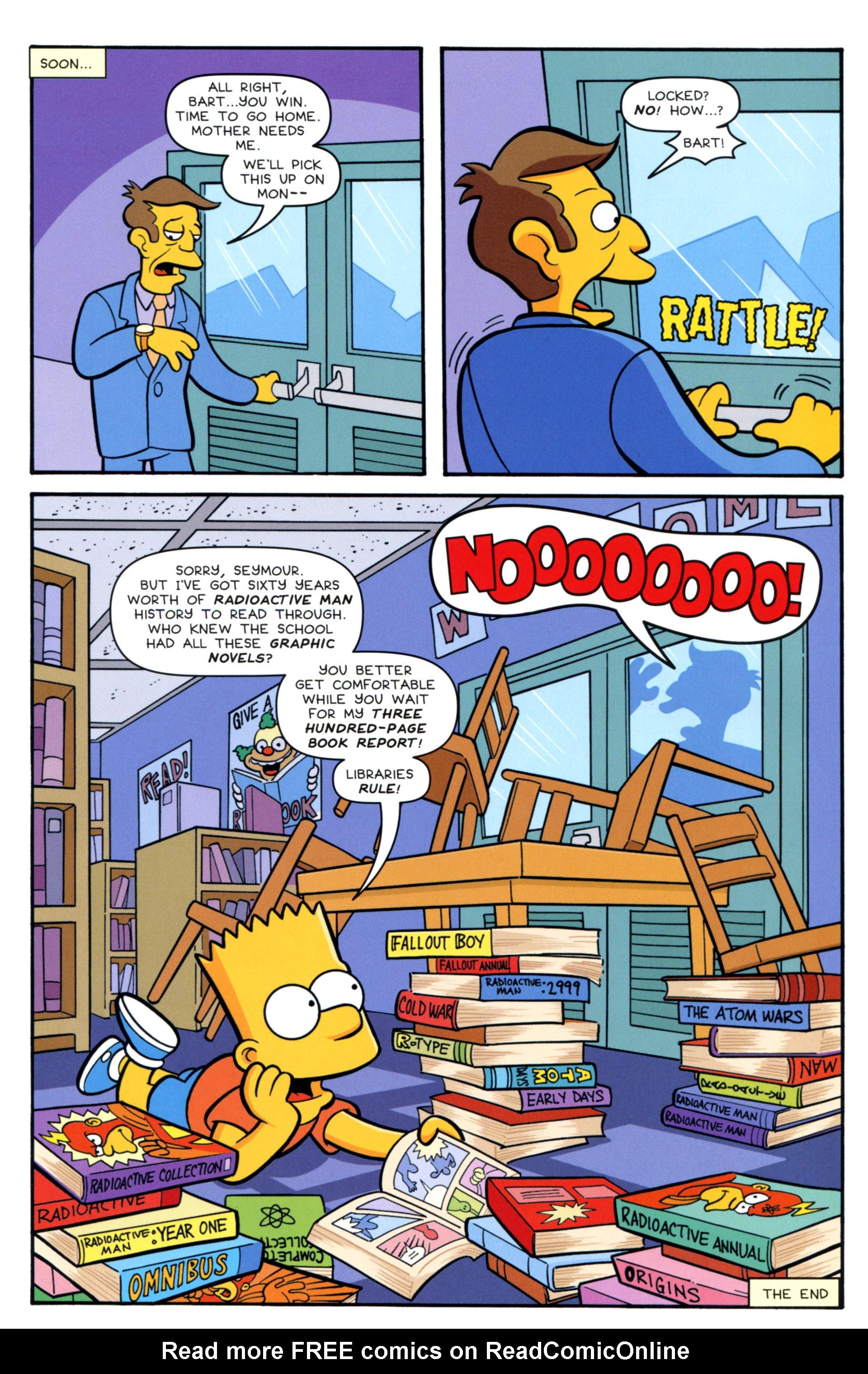 Read online Simpsons Comics Presents Bart Simpson comic -  Issue #83 - 23