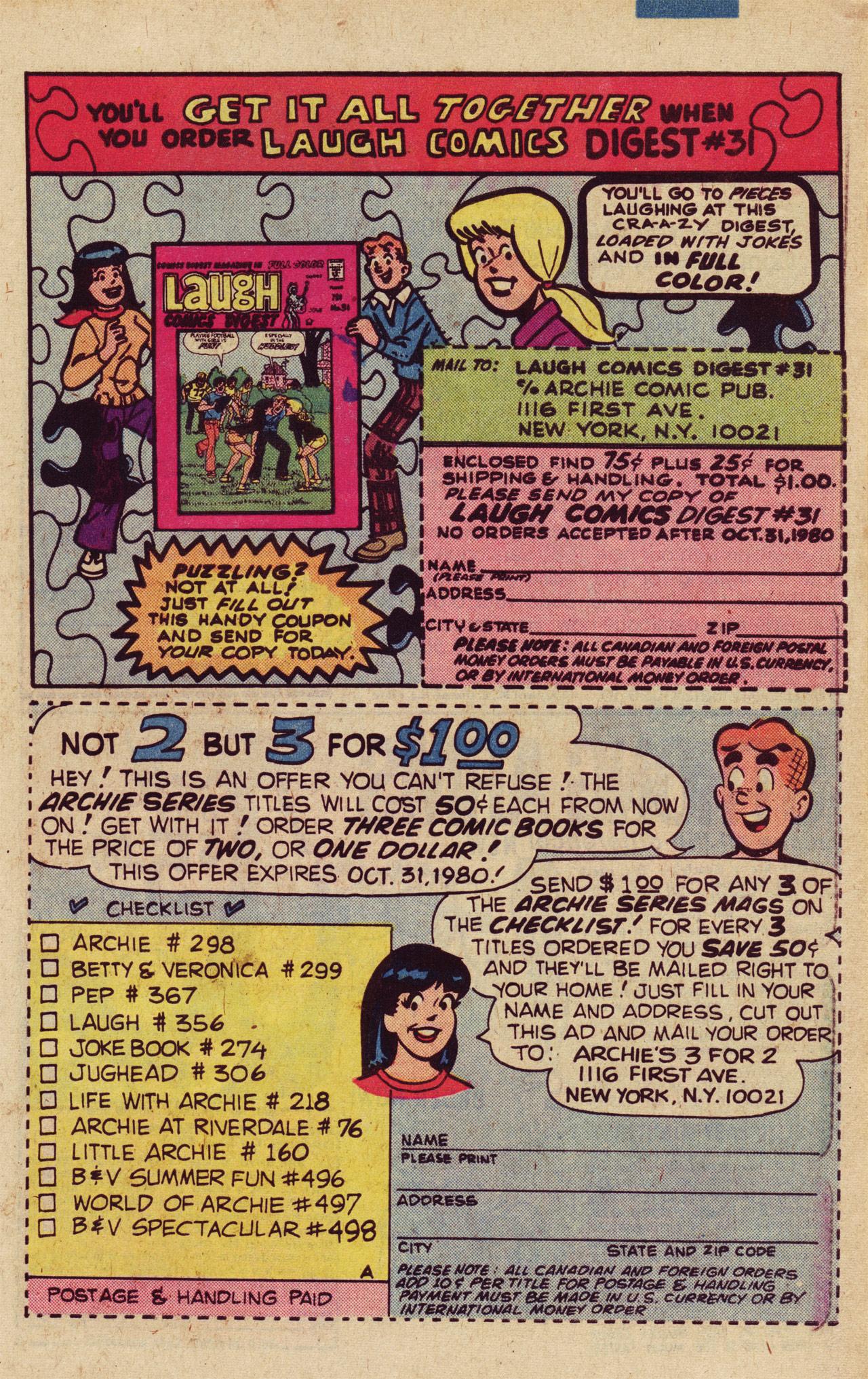 Read online She's Josie comic -  Issue #102 - 26